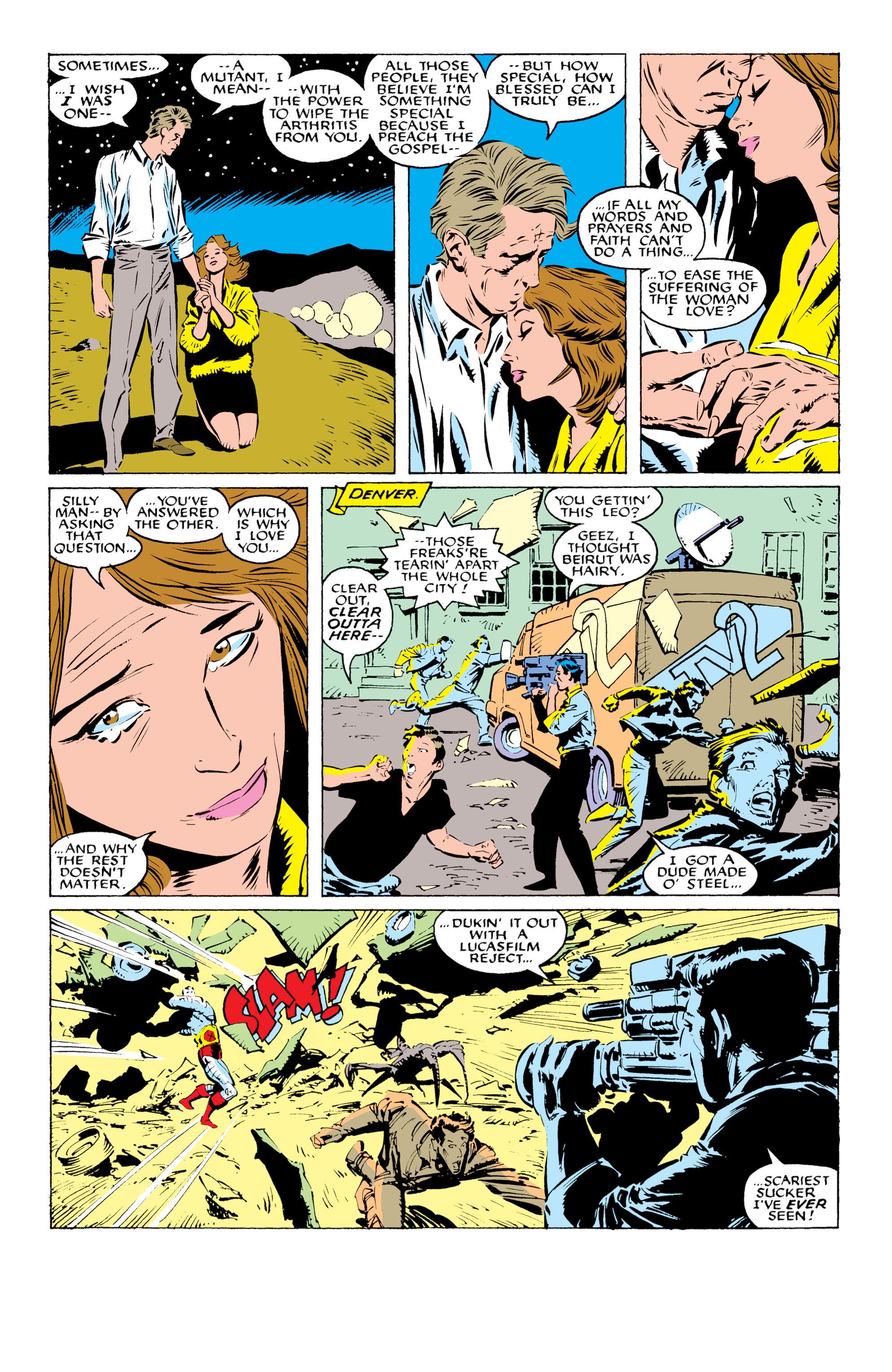 Read online Uncanny X-Men (1963) comic -  Issue #233 - 11