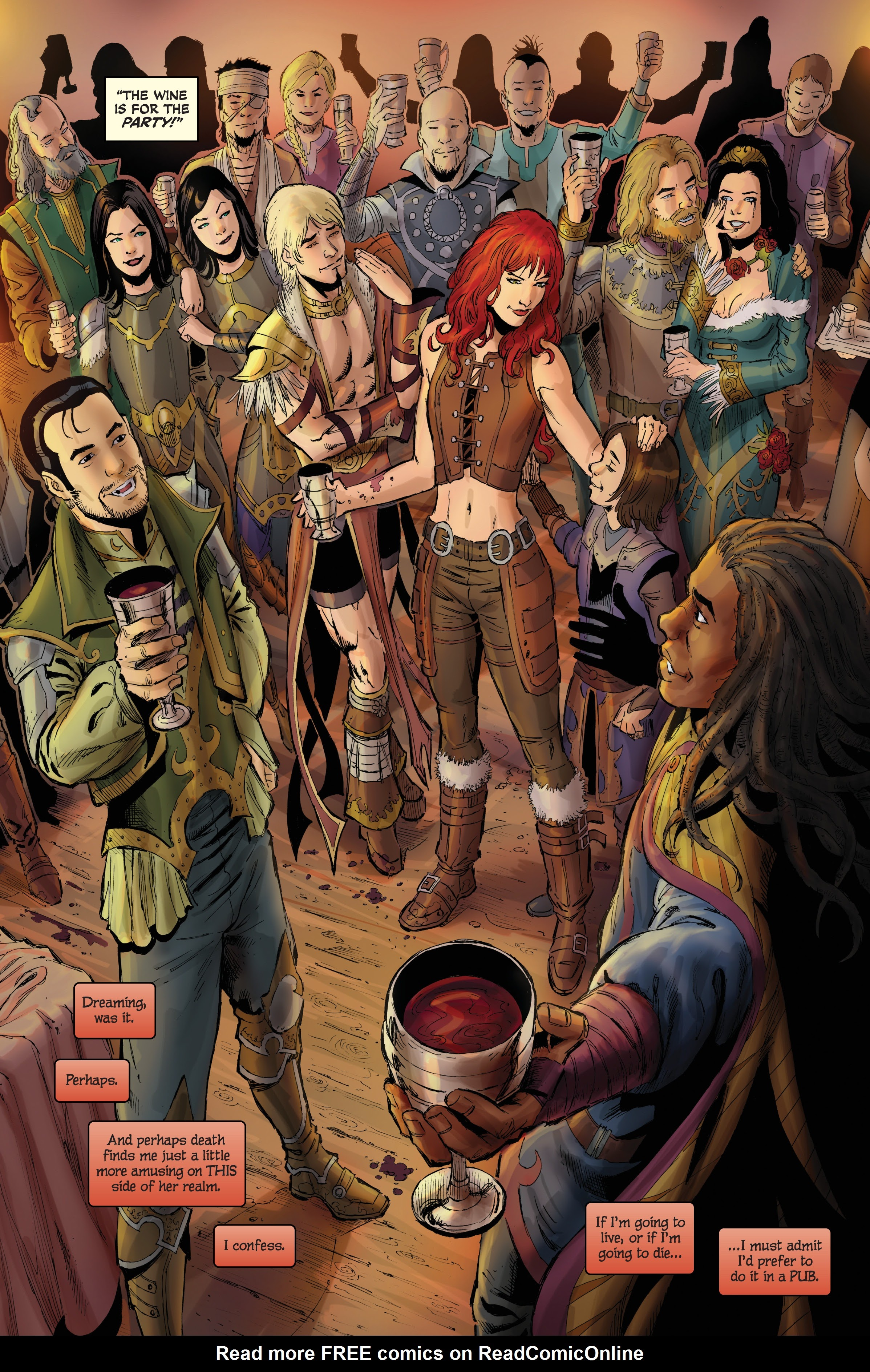 Red Sonja (2013) #_TPB_Complete_Gail_Simone_Red_Sonja_Omnibus_(Part_5) #26 - English 3