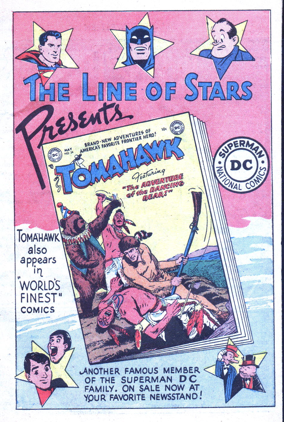 Read online All-Star Western (1951) comic -  Issue #77 - 27