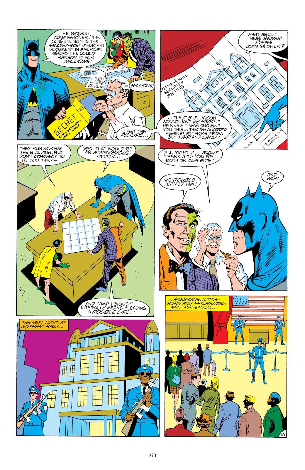 Read online Detective Comics (1937) comic -  Issue # _TPB Batman - The Dark Knight Detective 1 (Part 3) - 70
