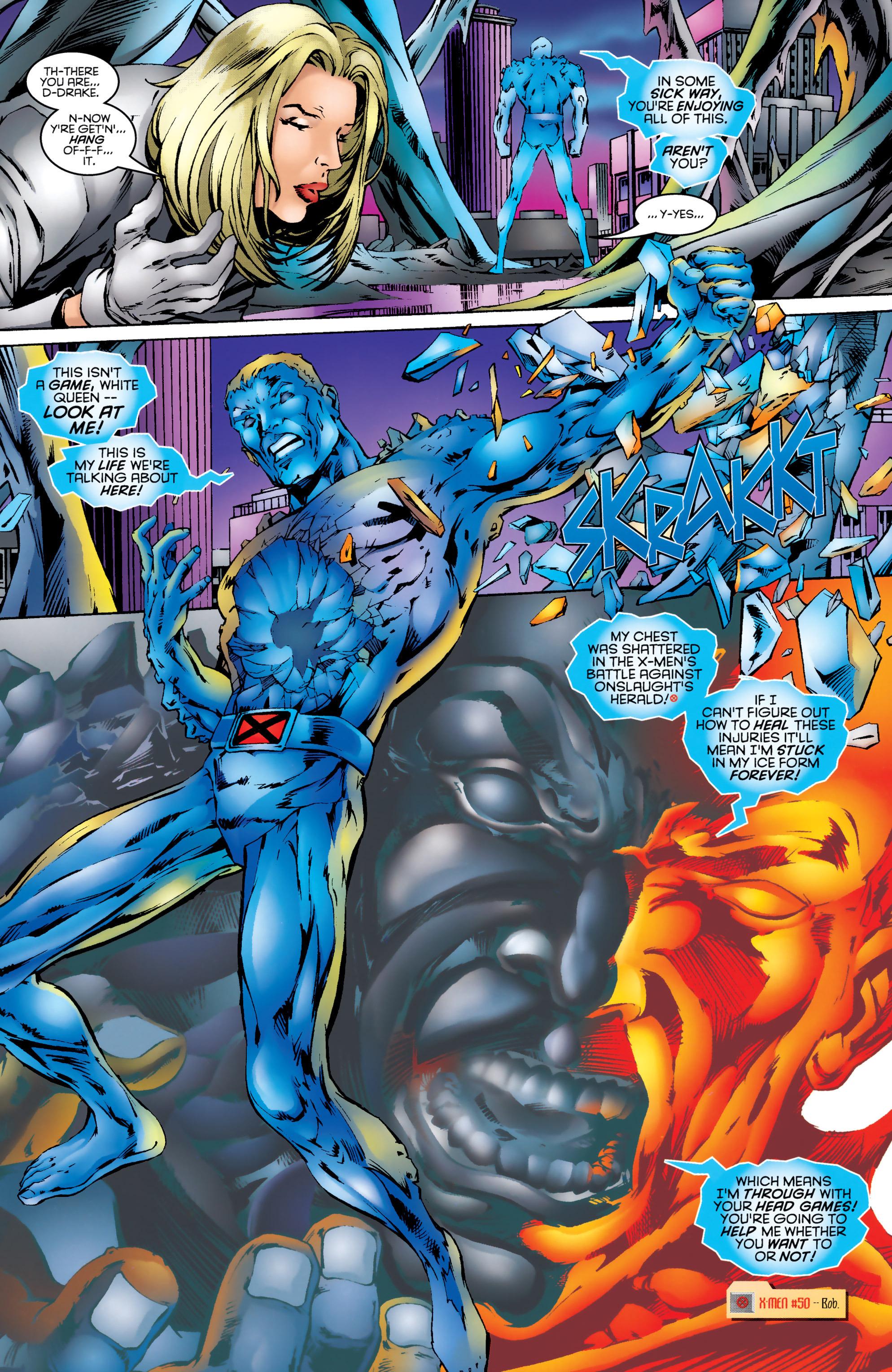 Read online Uncanny X-Men (1963) comic -  Issue #331 - 11