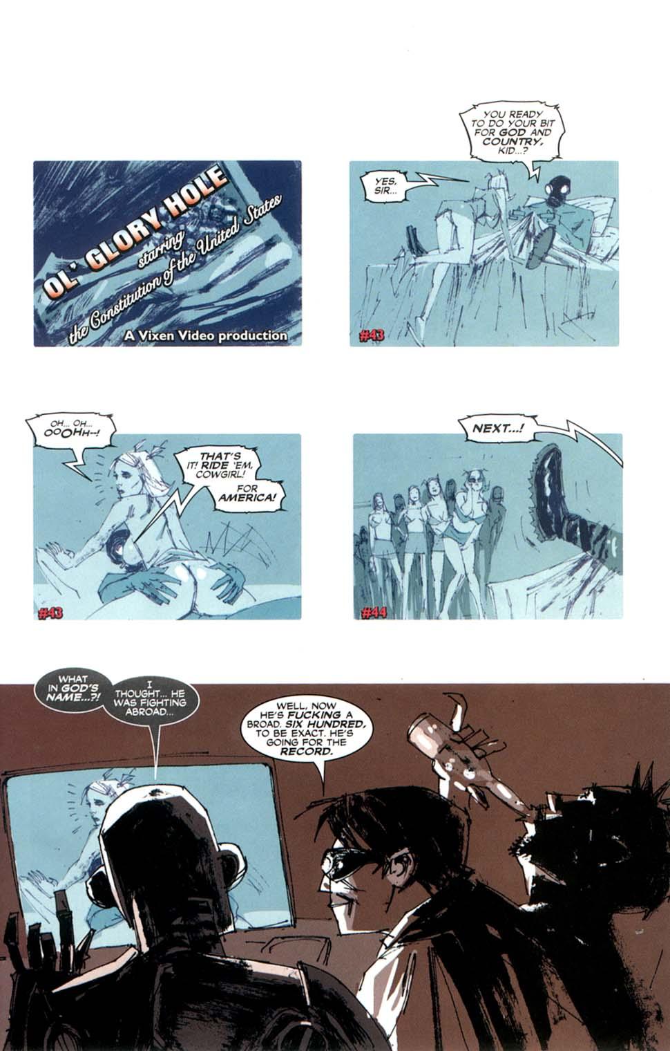 Read online Automatic Kafka comic -  Issue #9 - 7