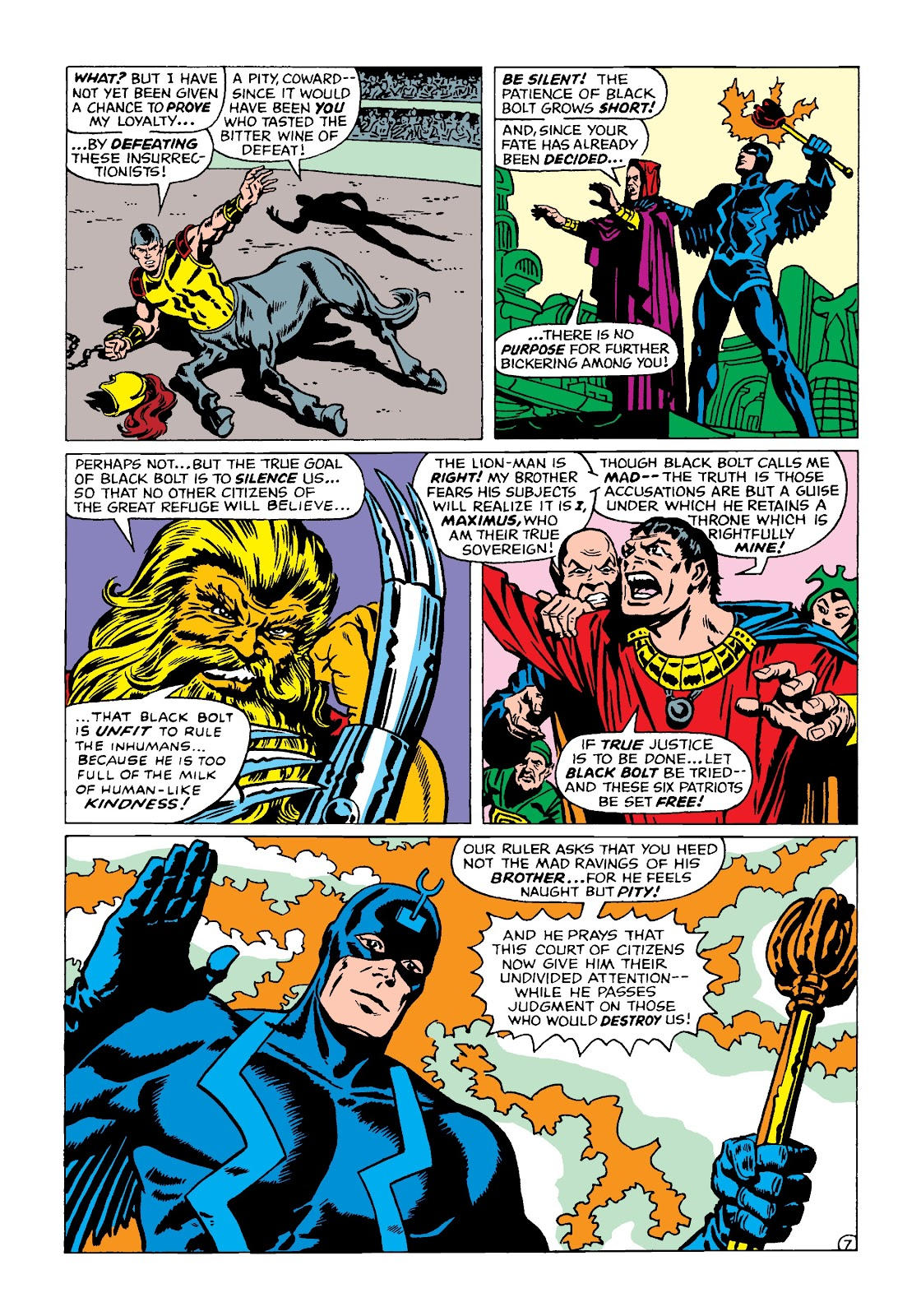 Read online Marvel Masterworks: The Incredible Hulk comic -  Issue # TPB 4 (Part 2) - 40