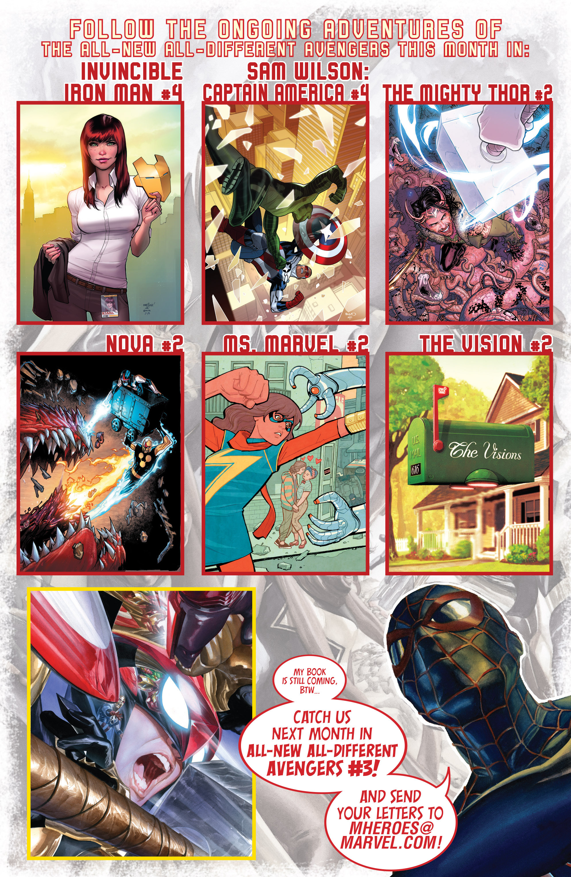 Read online All-New, All-Different Avengers comic -  Issue #2 - 22