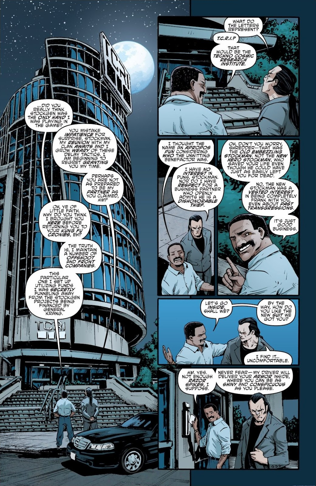 Read online Teenage Mutant Ninja Turtles: The IDW Collection comic -  Issue # TPB 6 (Part 2) - 43