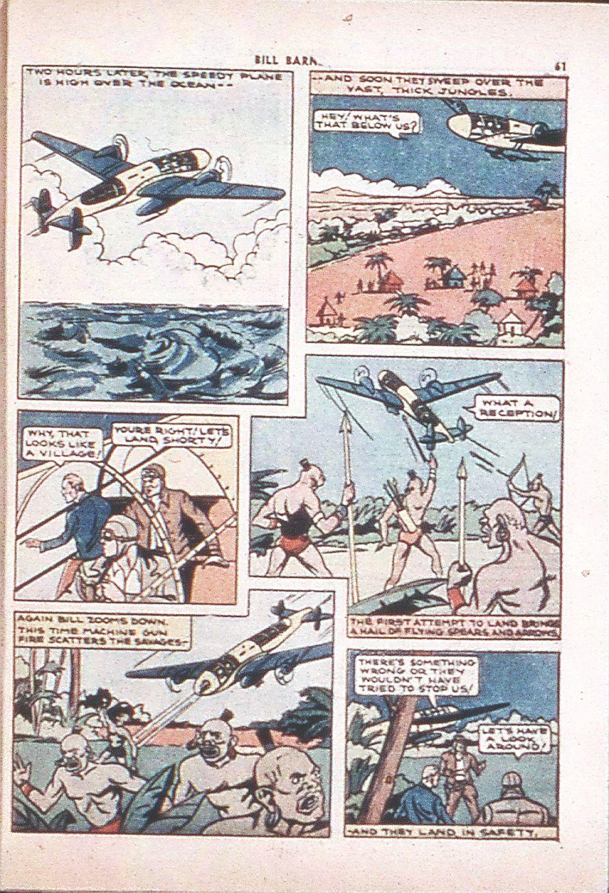 Read online Shadow Comics comic -  Issue #6 - 63