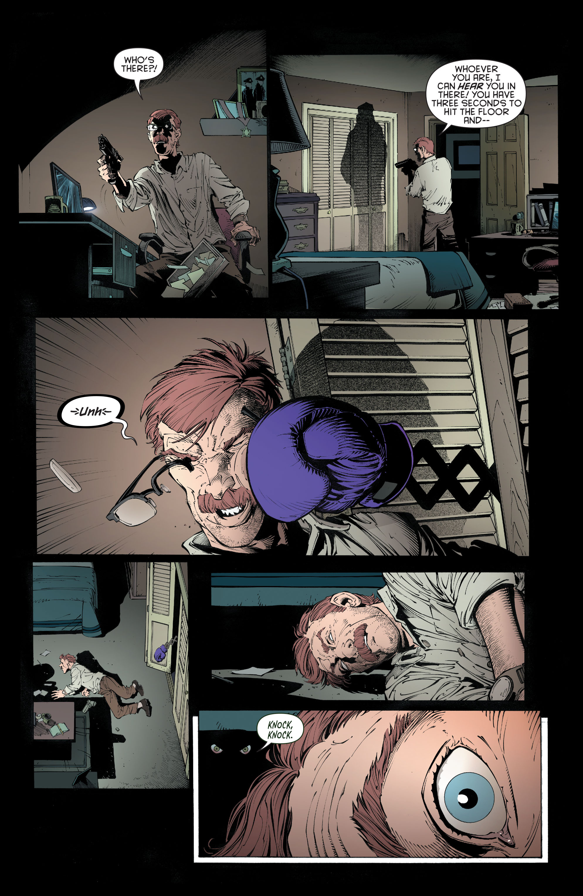 Read online Batman (2011) comic -  Issue # _TPB 7 - 66