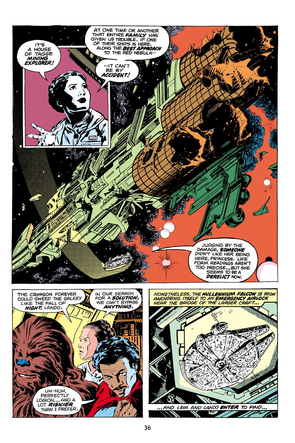Read online Star Wars Omnibus comic -  Issue # Vol. 16 - 37
