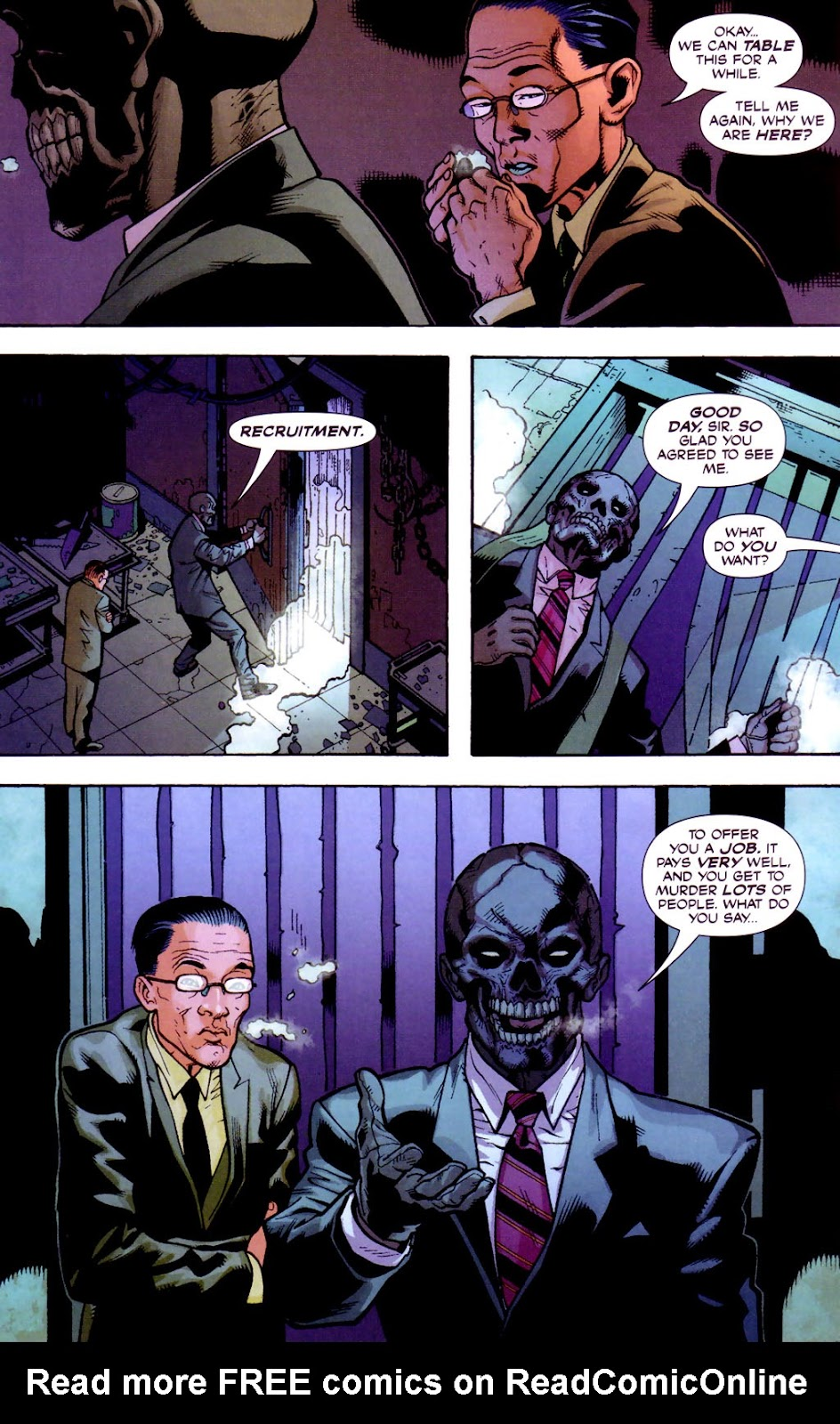 Batman: Under The Hood issue 1 - Page 21