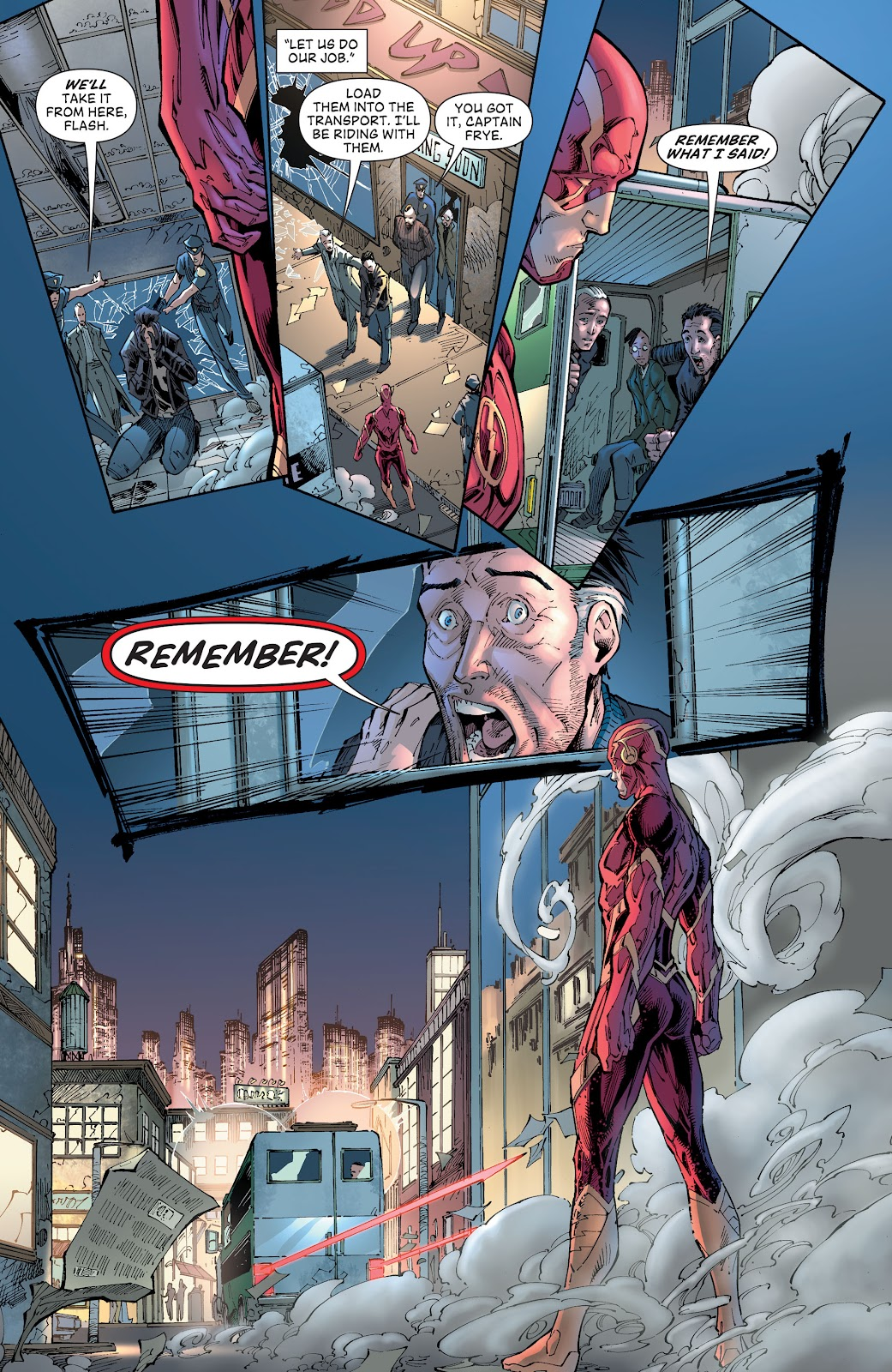 Read online The Flash (2011) comic -  Issue # _TPB 8 (Part 2) - 14