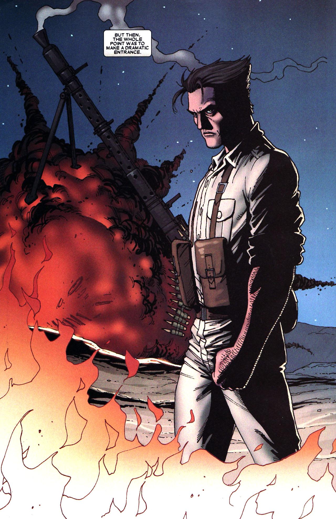 Read online Wolverine: Origins comic -  Issue #17 - 22