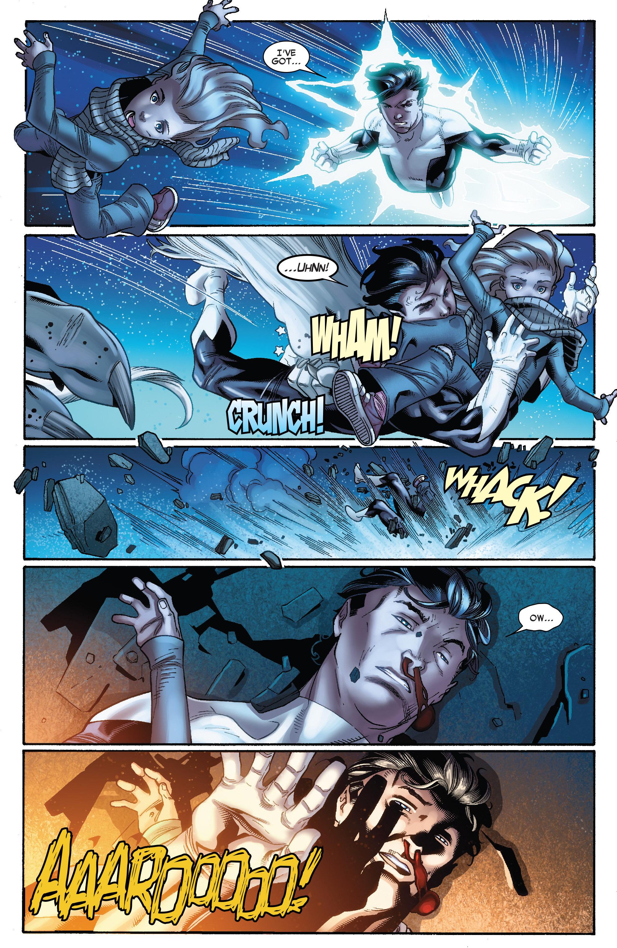 Read online Amazing X-Men (2014) comic -  Issue #10 - 11