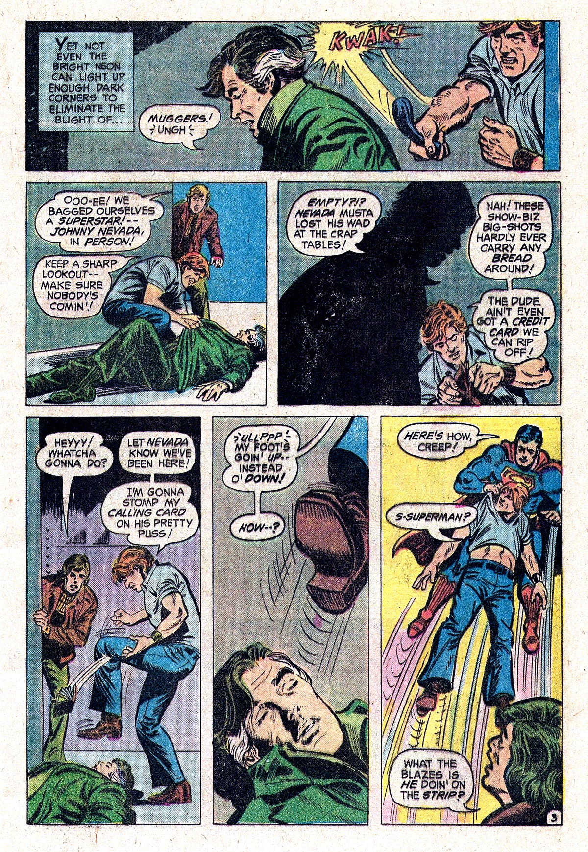 Action Comics (1938) 450 Page 4
