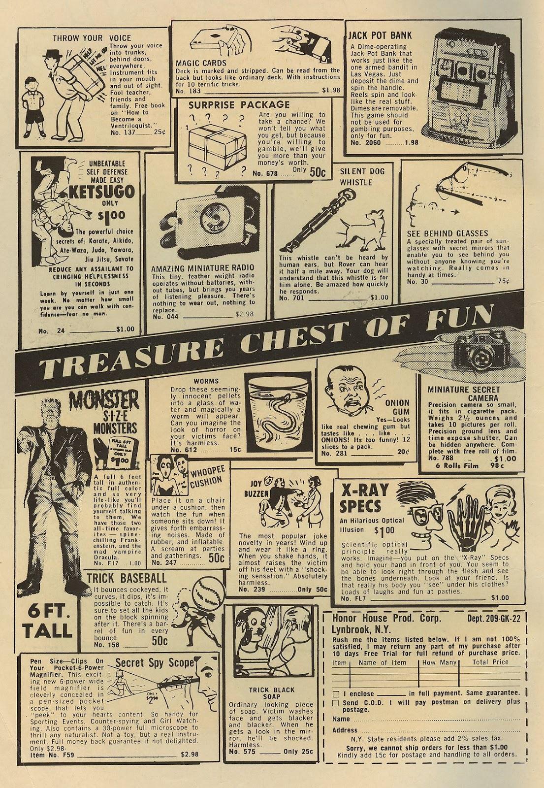 Flash Gordon (1966) issue 2 - Page 2