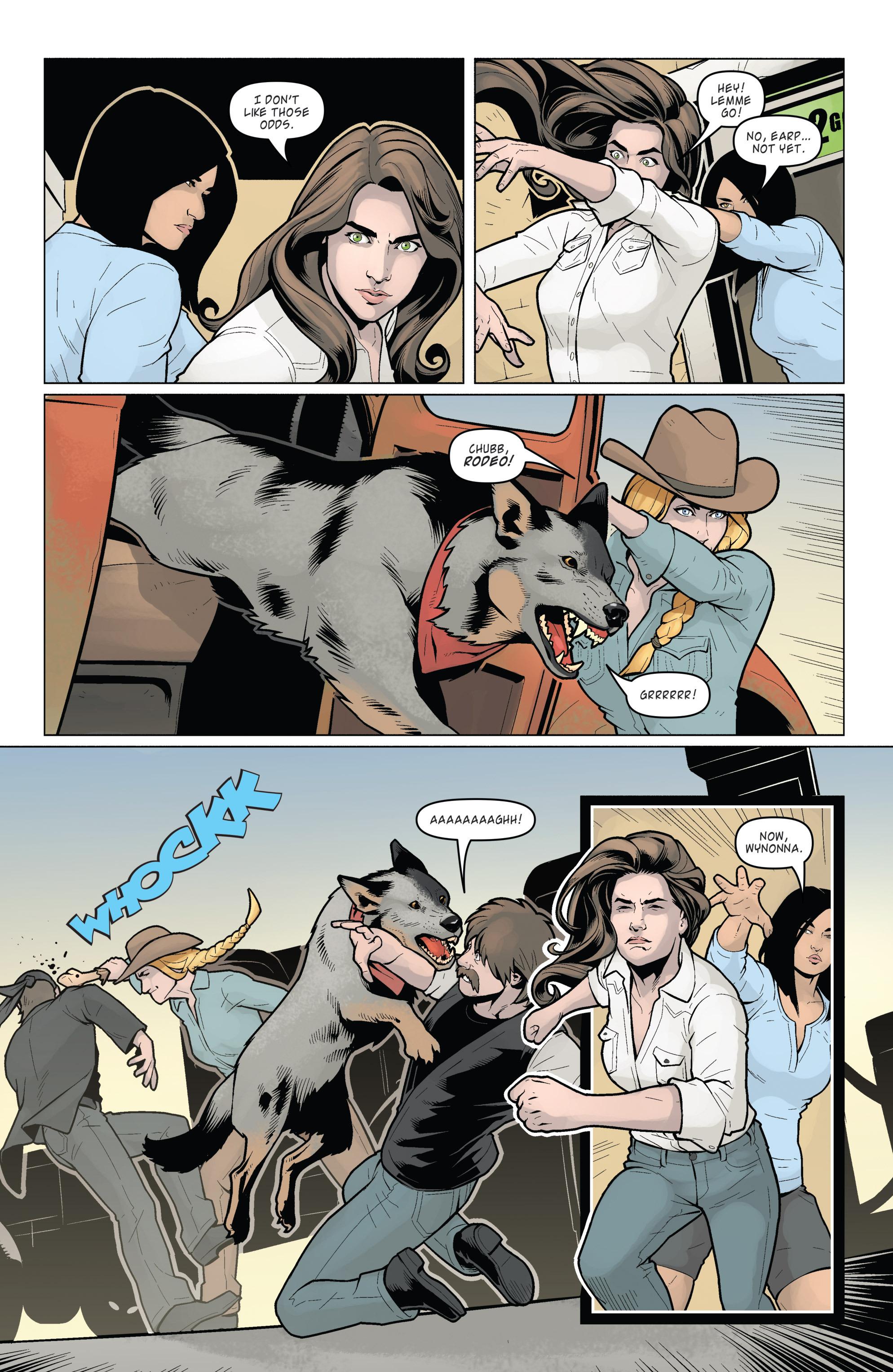Read online Wynonna Earp (2016) comic -  Issue #7 - 17