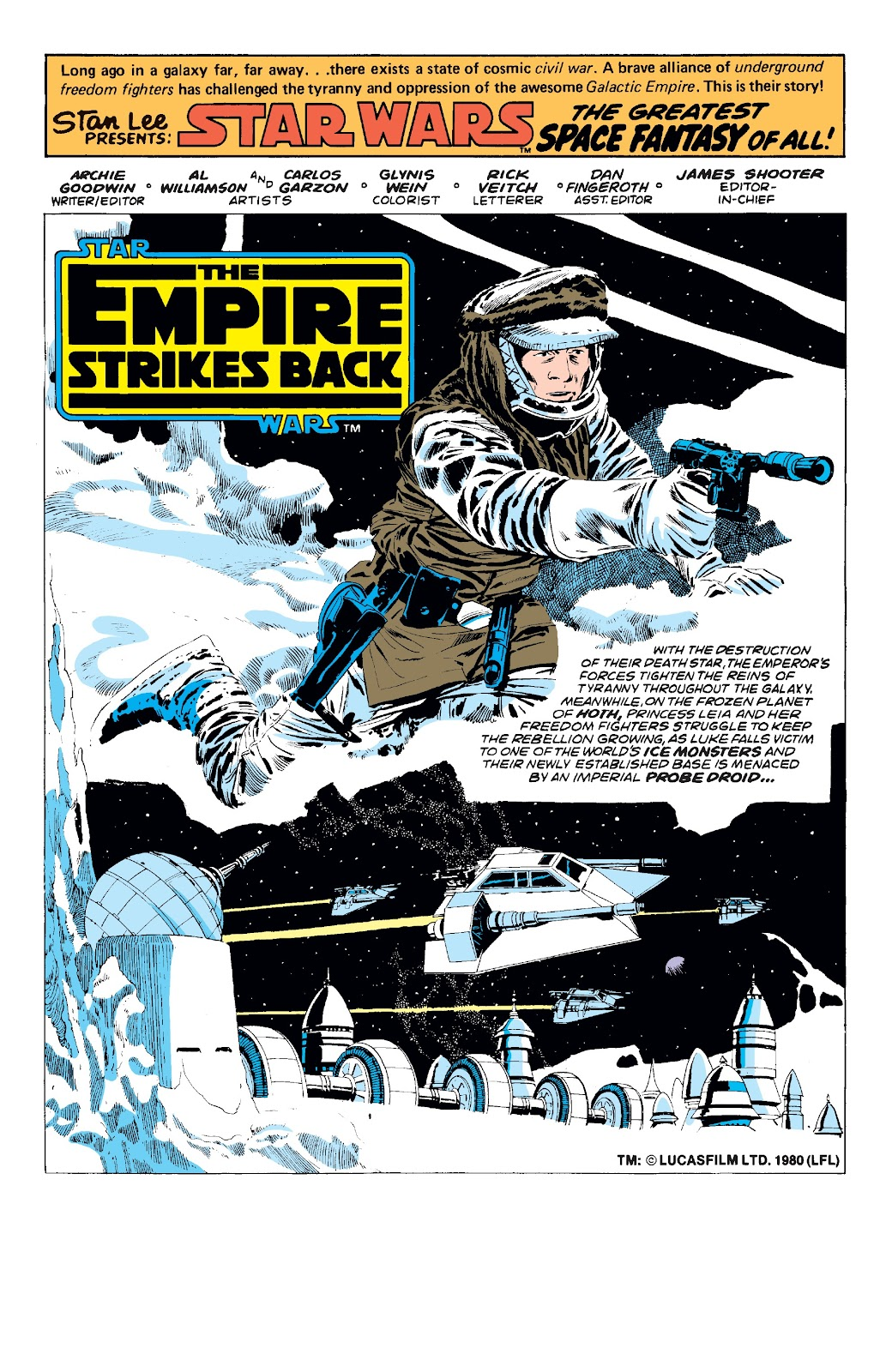 Read online Star Wars Legends: The Original Marvel Years - Epic Collection comic -  Issue # TPB 3 (Part 1) - 25