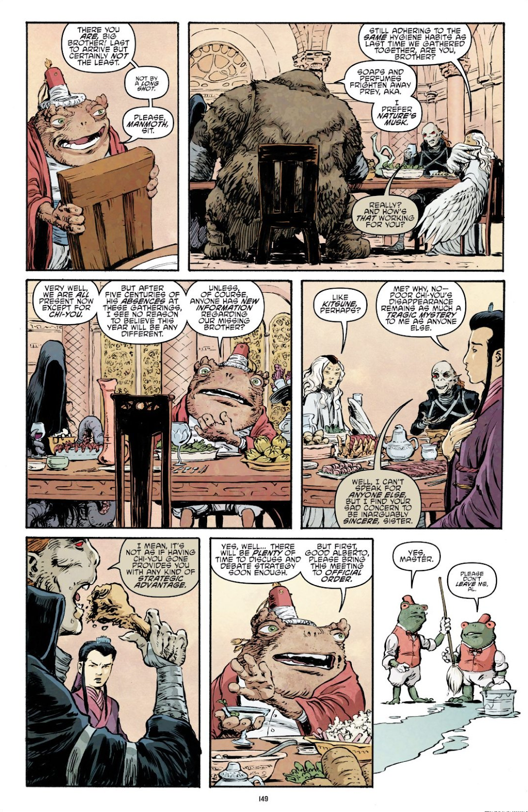 Read online Teenage Mutant Ninja Turtles: The IDW Collection comic -  Issue # TPB 9 (Part 2) - 49