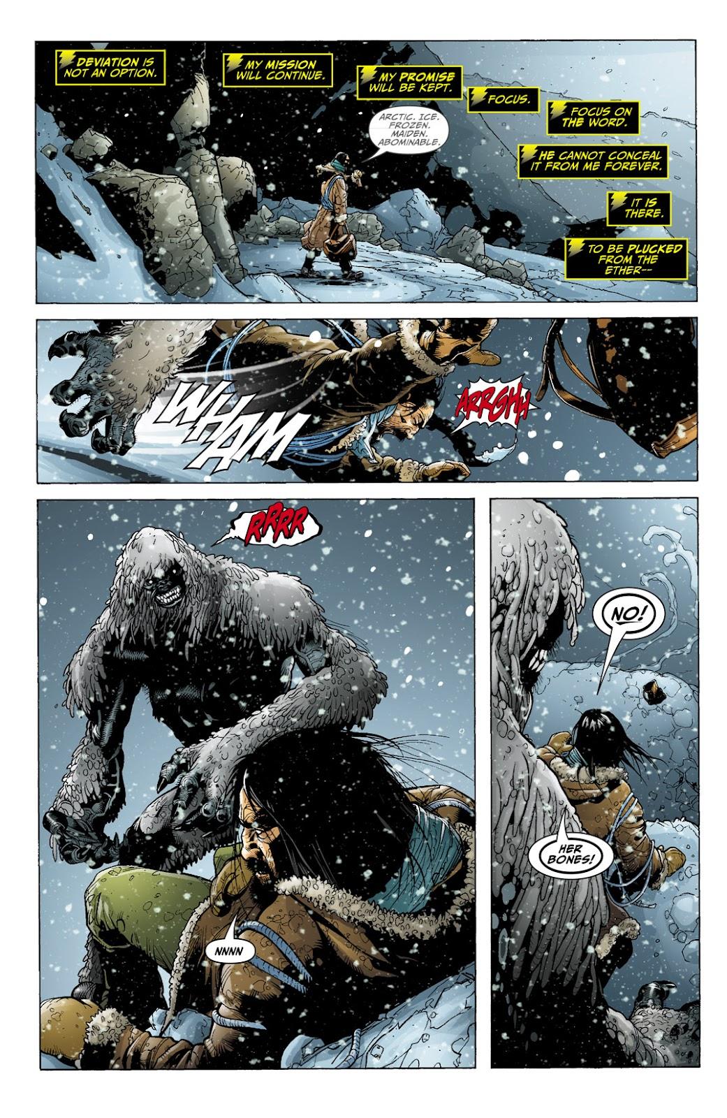 Black Adam: The Dark Age issue 2 - Page 9