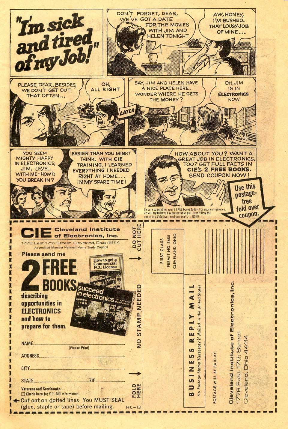 Read online Secret Origins (1973) comic -  Issue #6 - 23