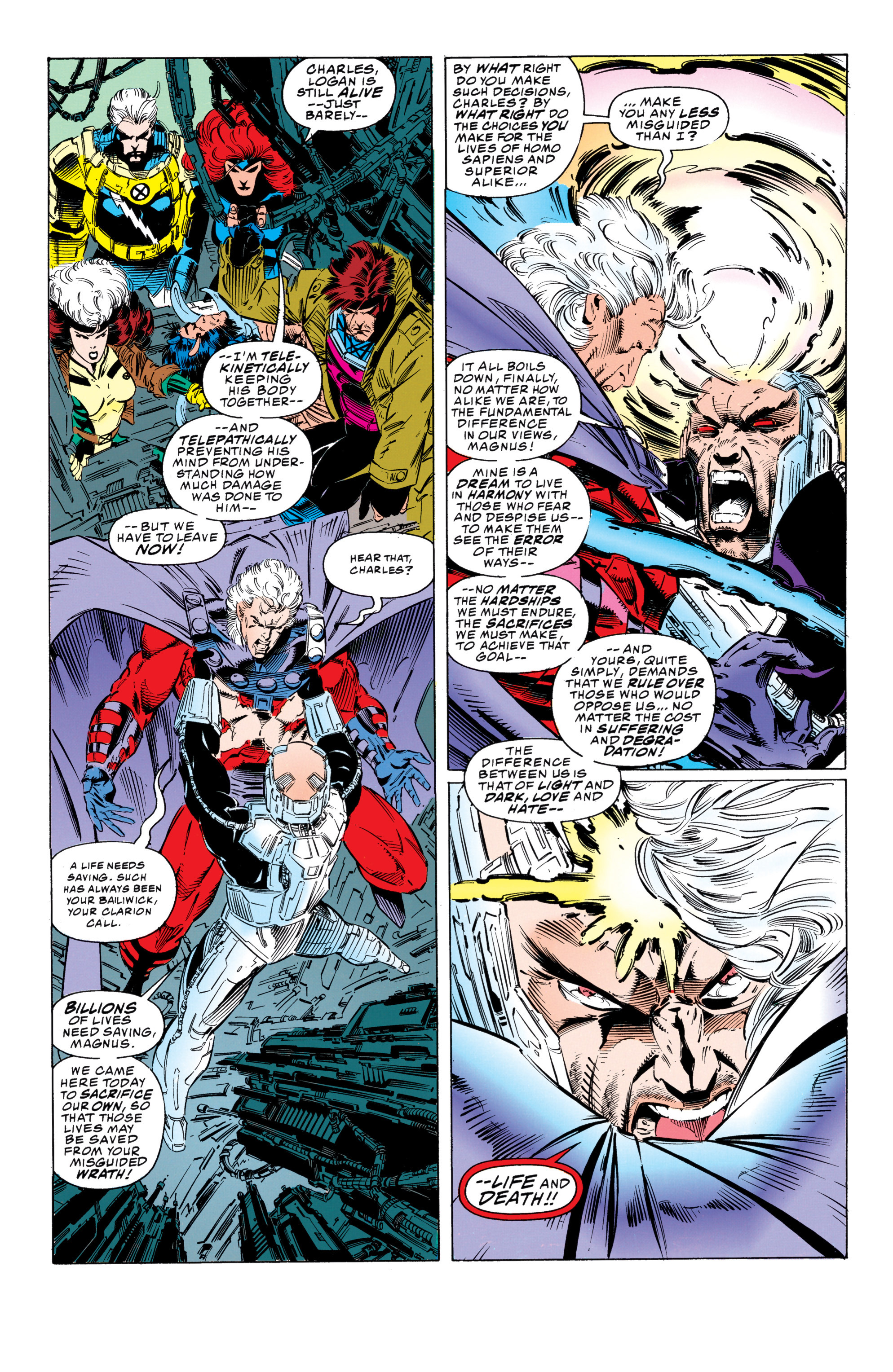 X-Men (1991) 25 Page 35