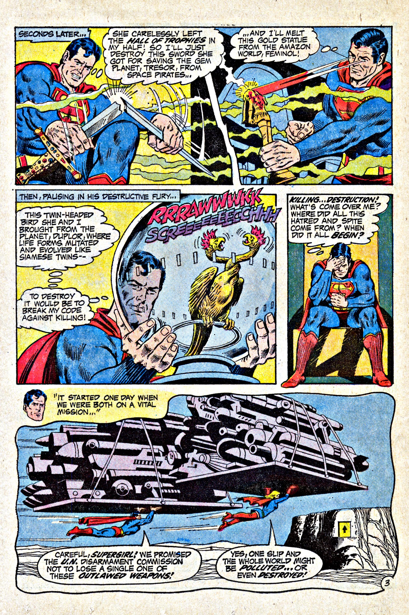 Read online Action Comics (1938) comic -  Issue #402 - 26