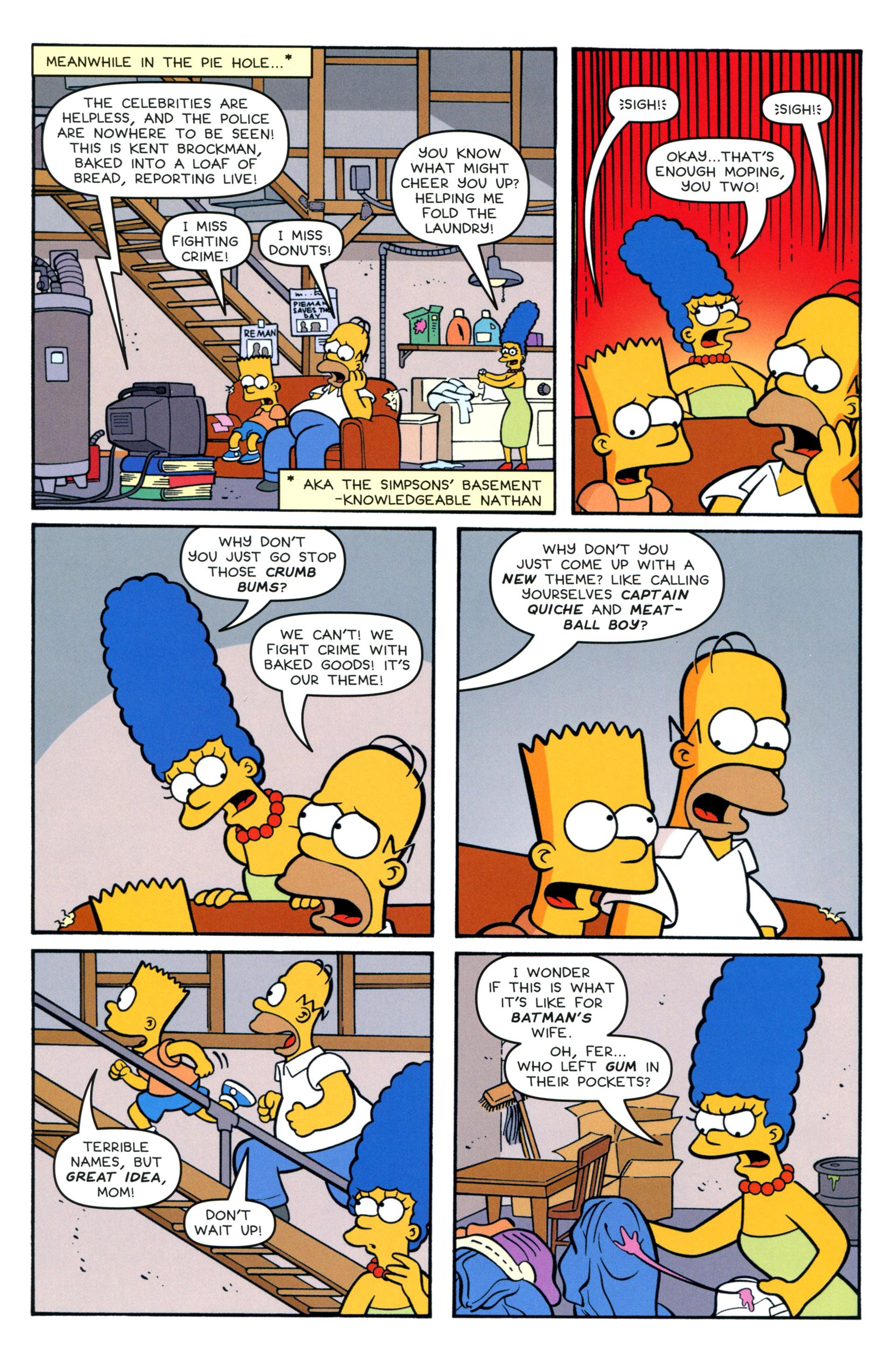 Read online Simpsons Comics Presents Bart Simpson comic -  Issue #88 - 22