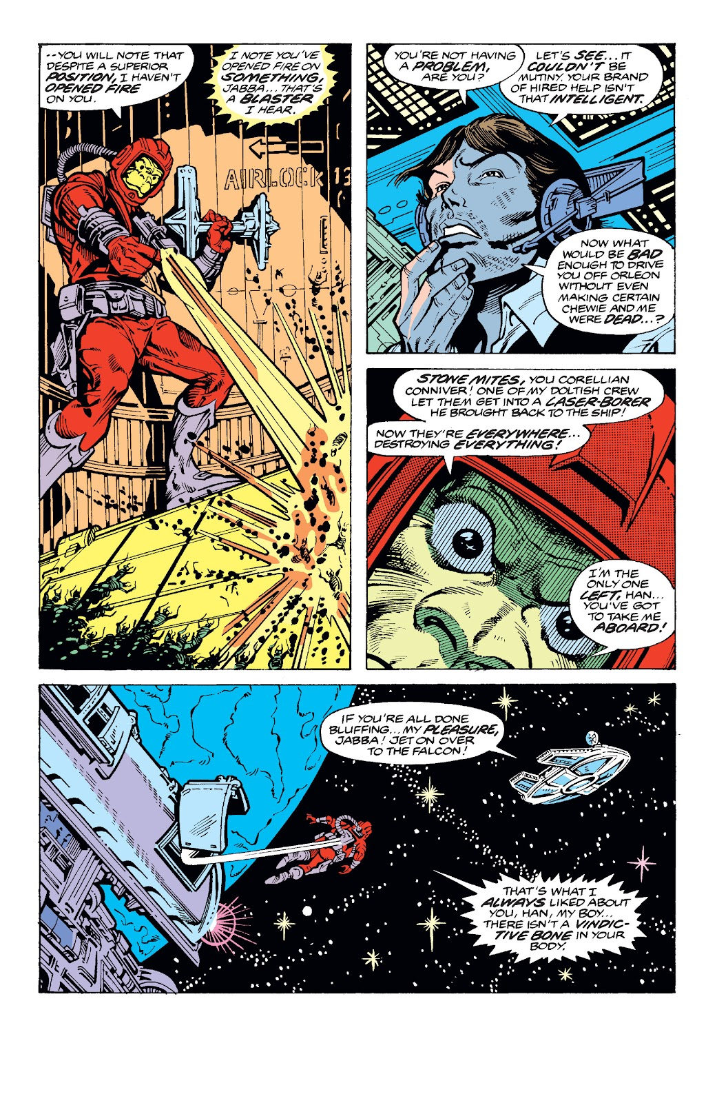 Read online Star Wars Legends: The Original Marvel Years - Epic Collection comic -  Issue # TPB 2 (Part 1) - 94
