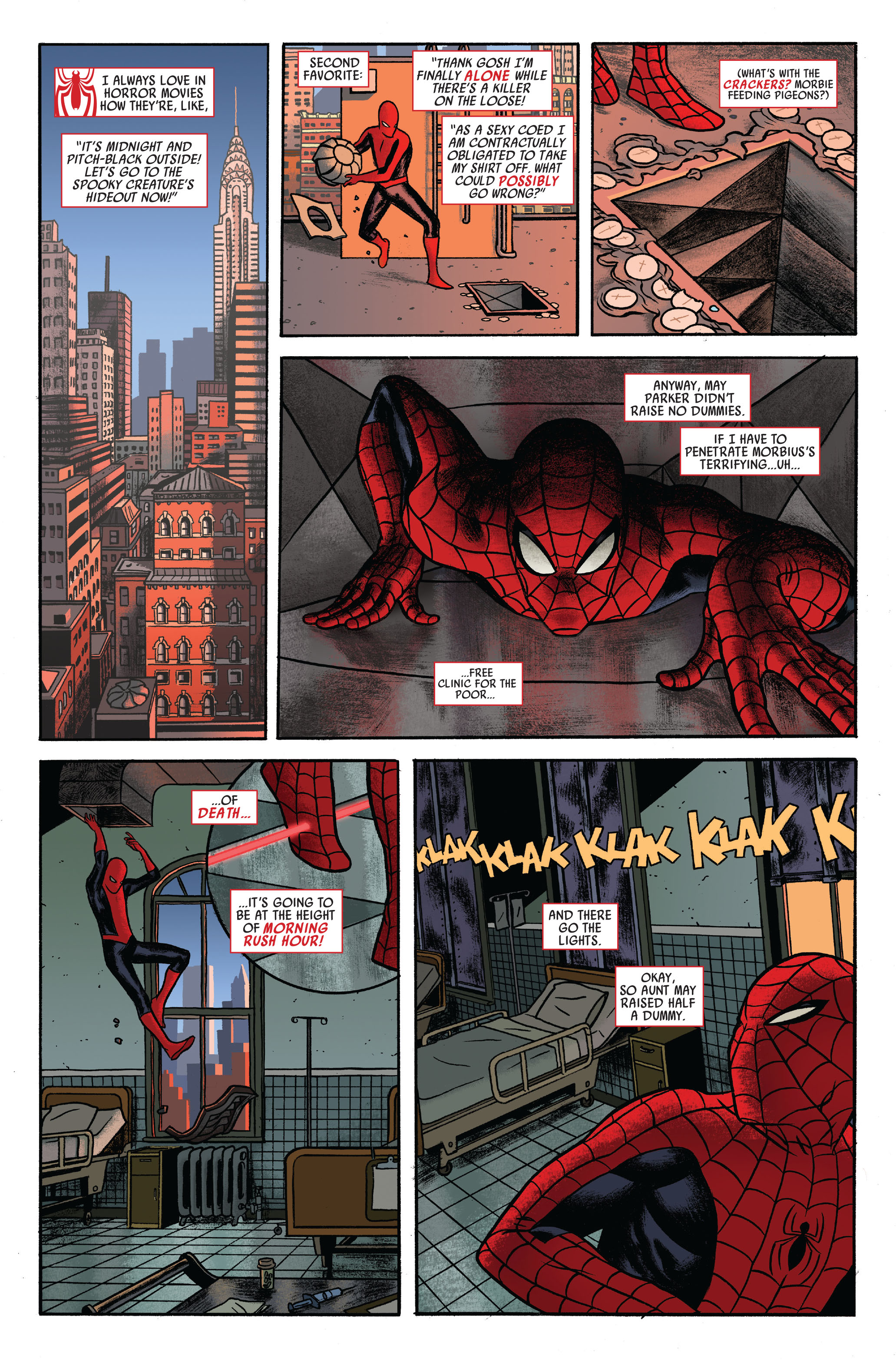 The Amazing Spider-Man (1963) 622 Page 5