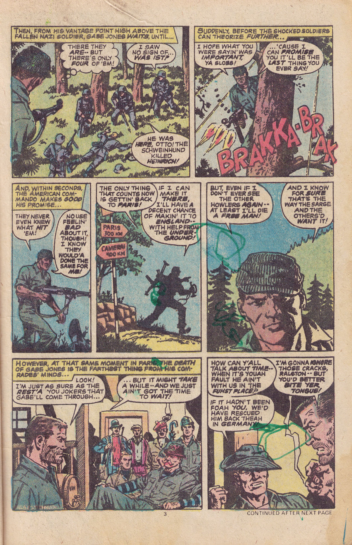 Read online Sgt. Fury comic -  Issue #151 - 5