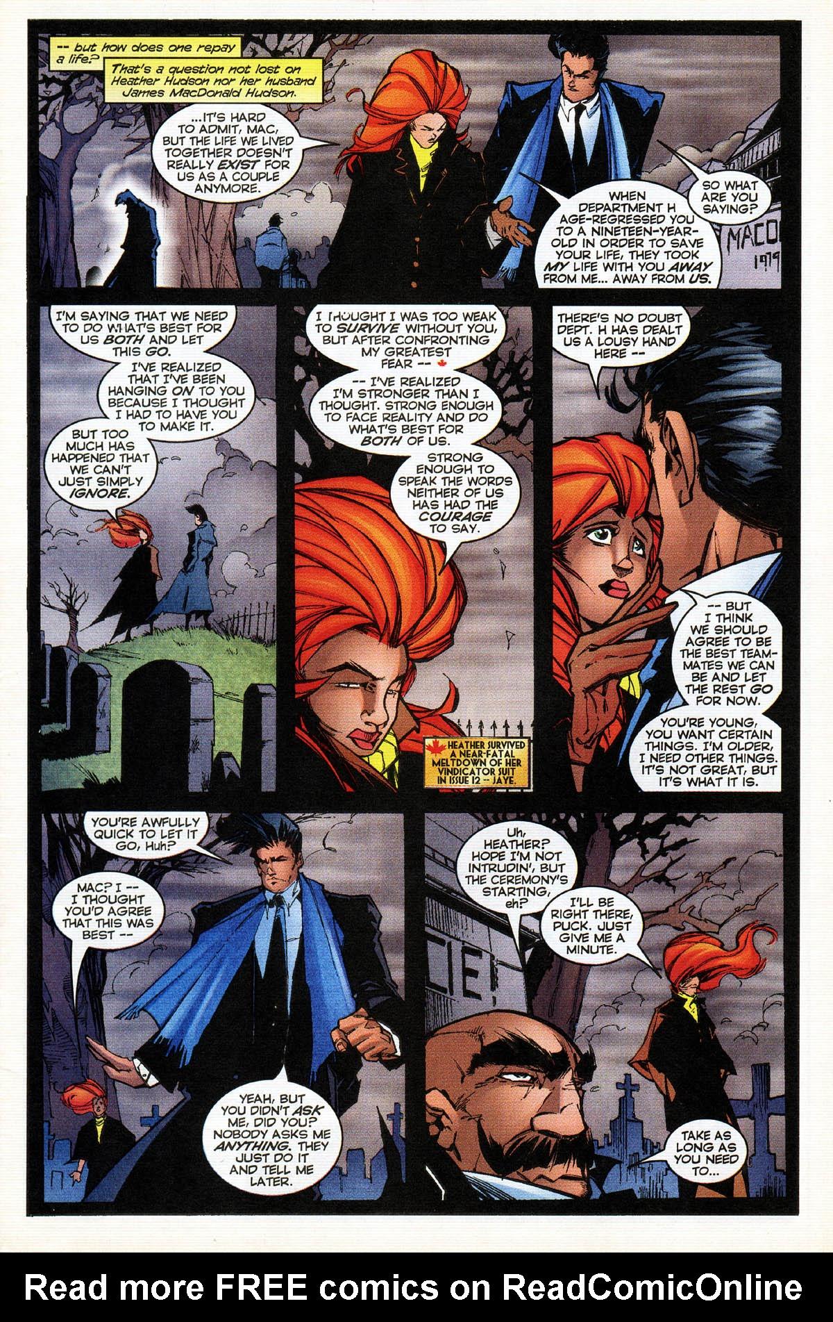 Read online Alpha Flight (1997) comic -  Issue #14 - 6