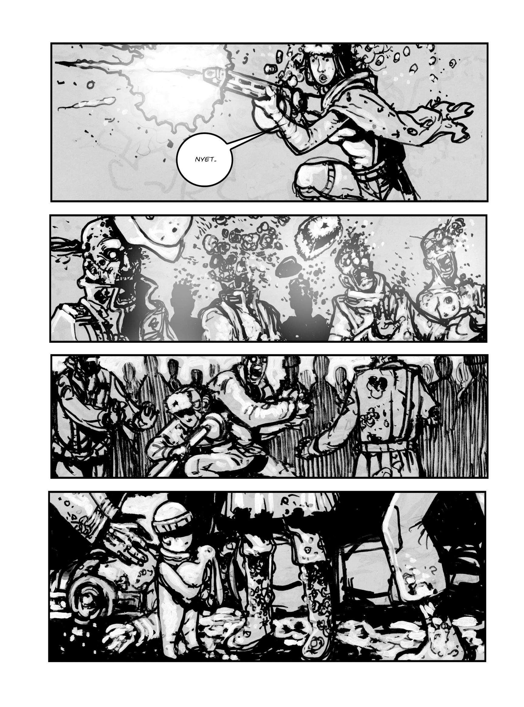 Read online FUBAR comic -  Issue #1 - 86