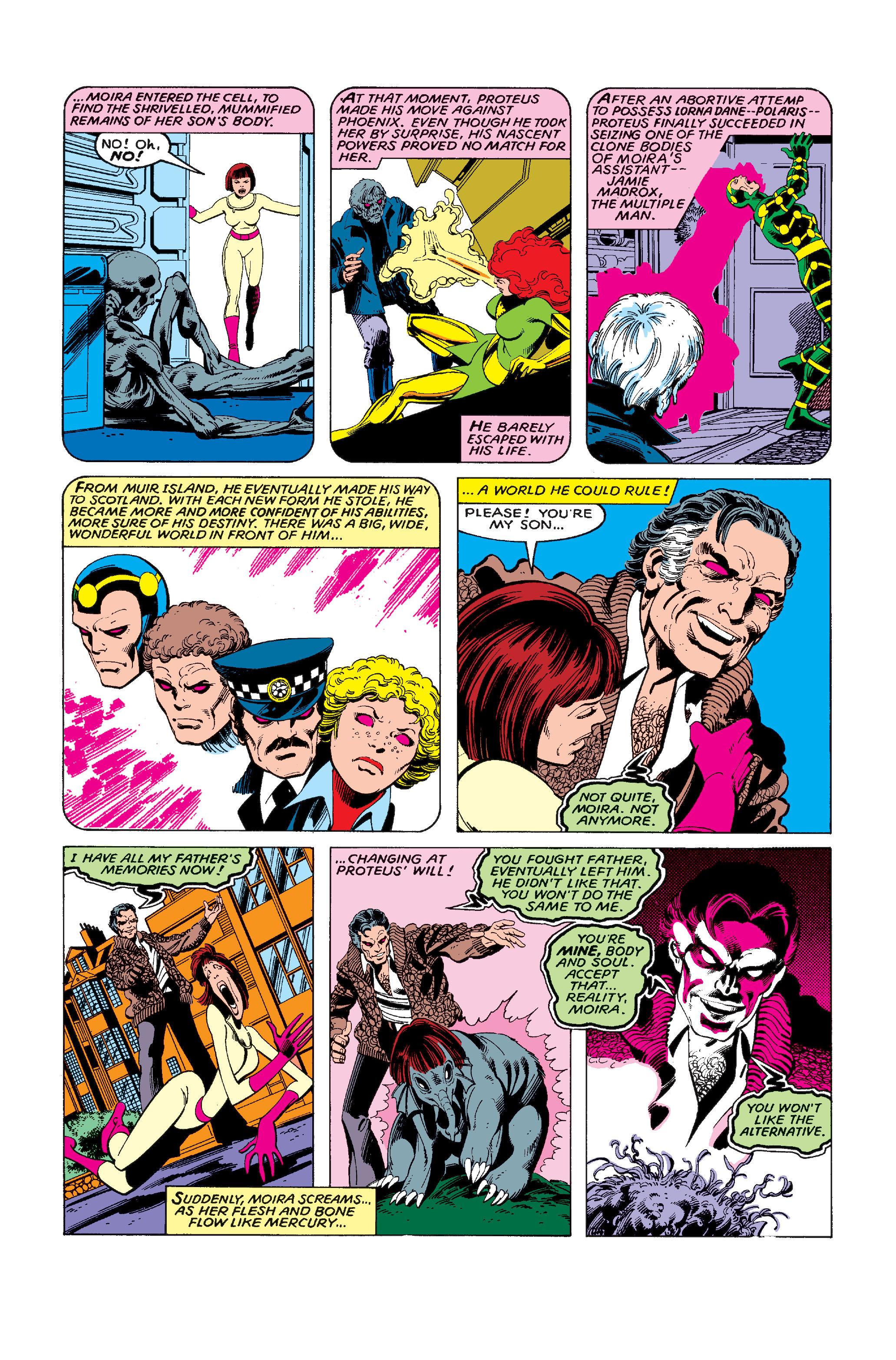 Read online Uncanny X-Men (1963) comic -  Issue #128 - 6