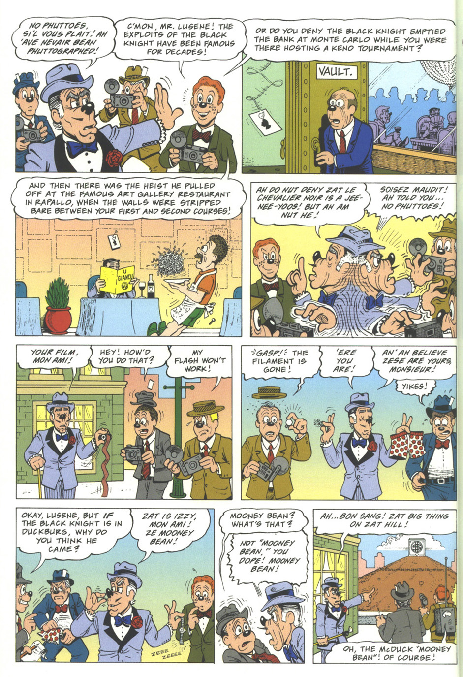Read online Uncle Scrooge (1953) comic -  Issue #314 - 8