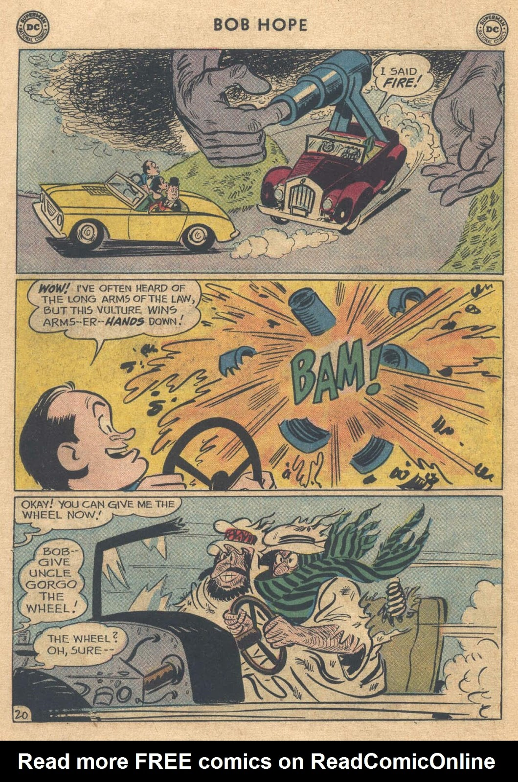 The Adventures of Bob Hope issue 76 - Page 26