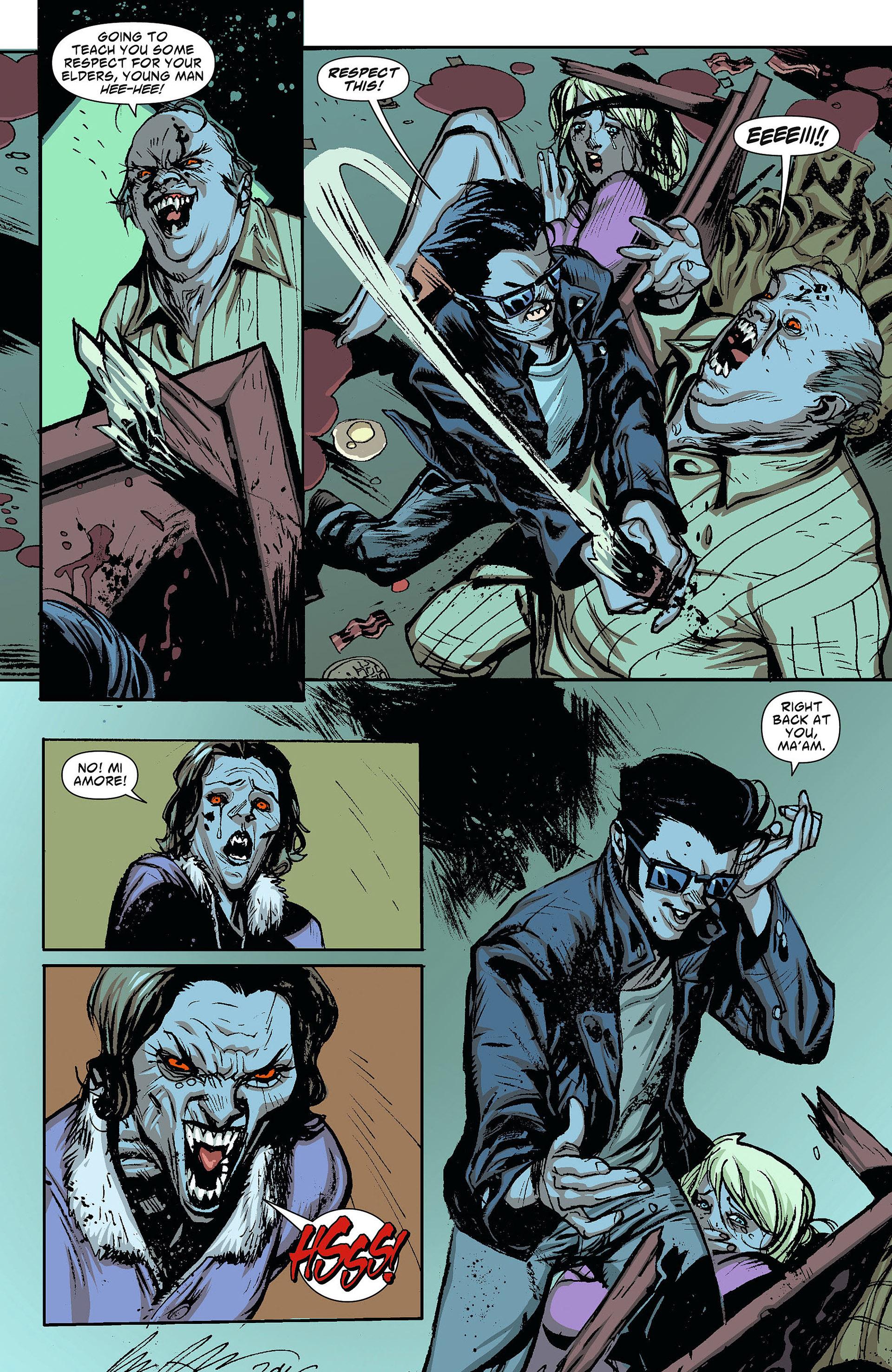 Read online American Vampire comic -  Issue #22 - 11
