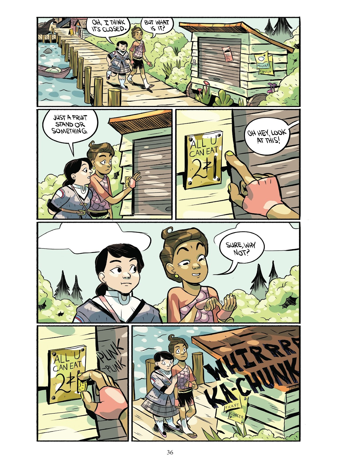 Read online Girl Town comic -  Issue # TPB (Part 1) - 37