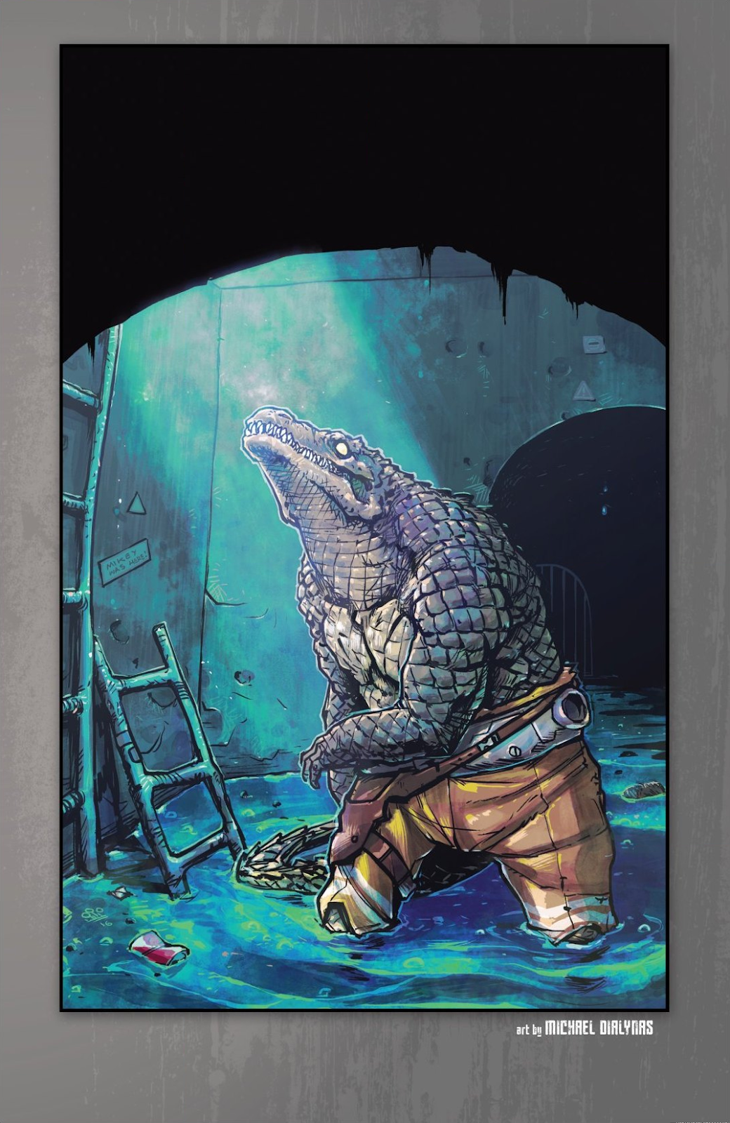 Read online Teenage Mutant Ninja Turtles: The IDW Collection comic -  Issue # TPB 8 (Part 3) - 67