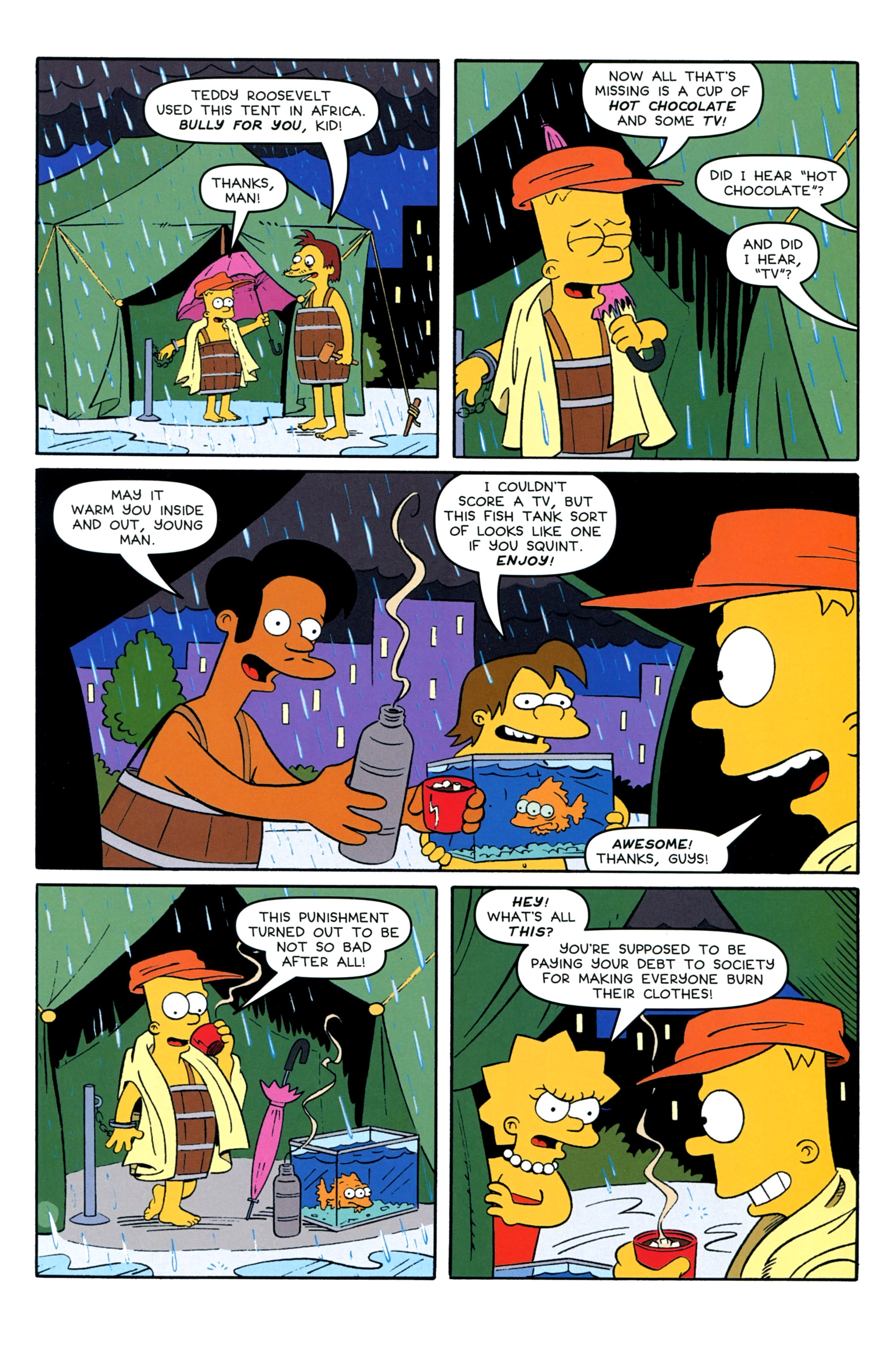 Read online Simpsons Comics Presents Bart Simpson comic -  Issue #92 - 25