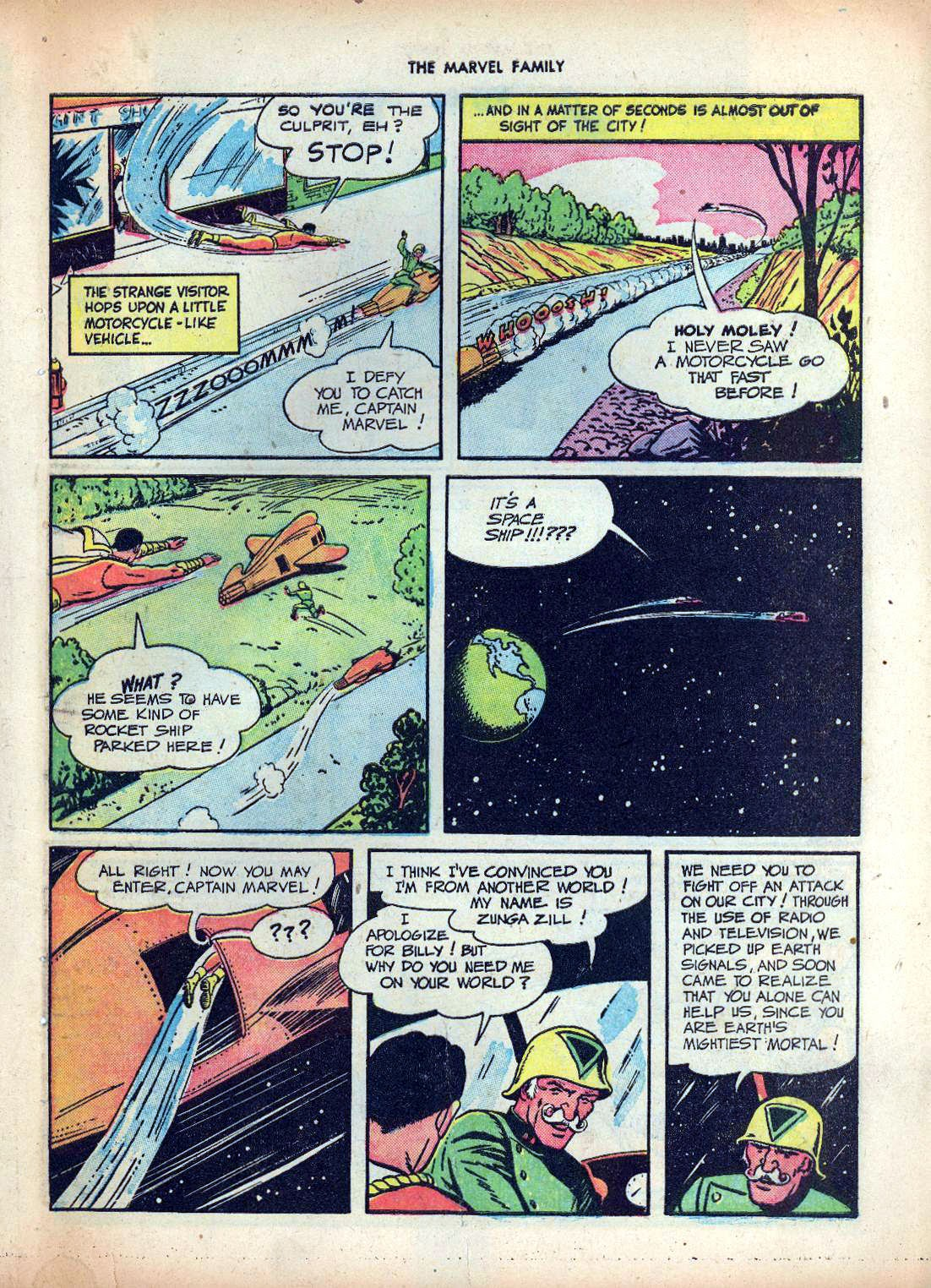 The Marvel Family issue 25 - Page 43