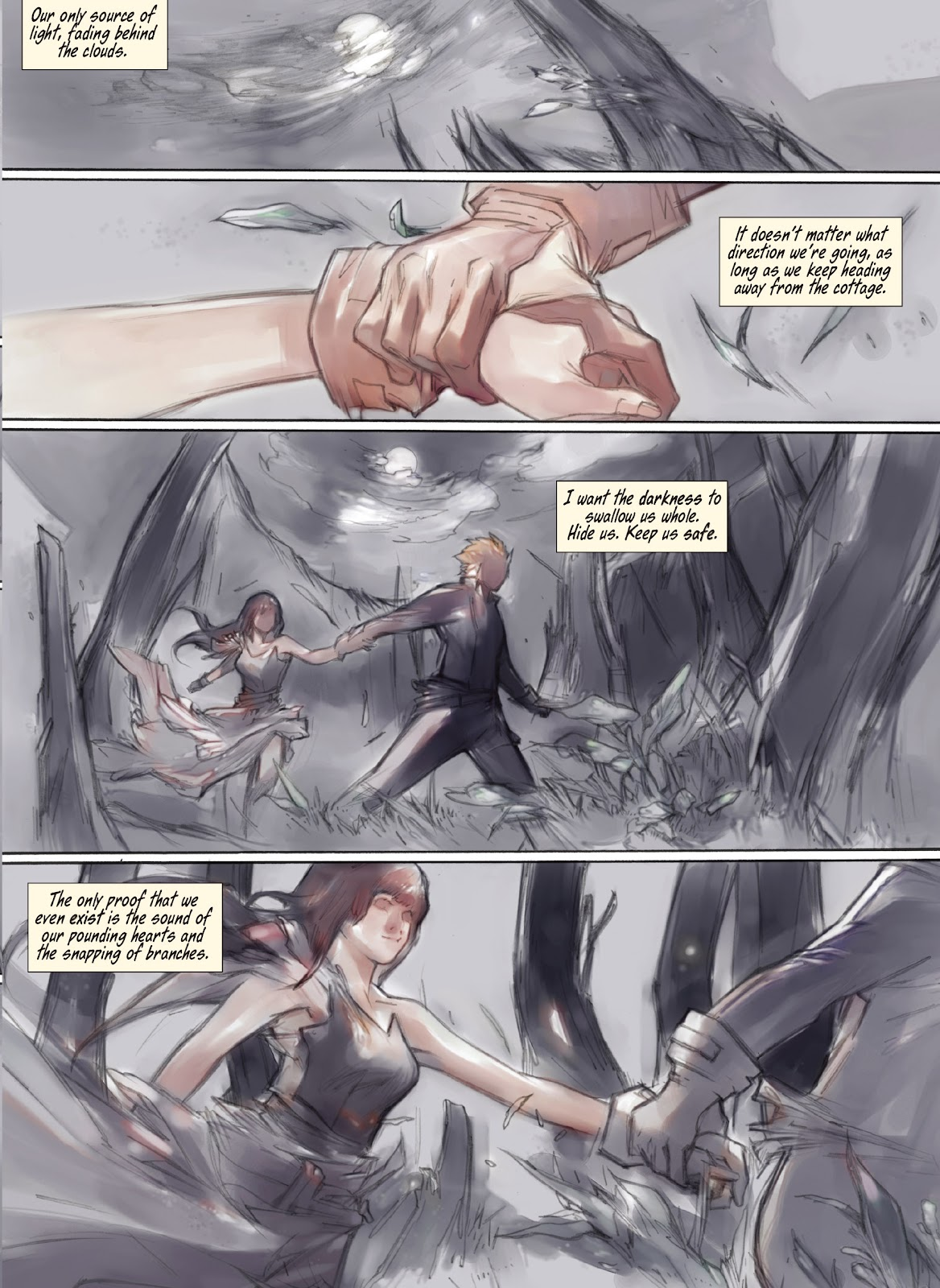 Read online Makeshift Miracle: The Girl From Nowhere comic -  Issue #10 - 5