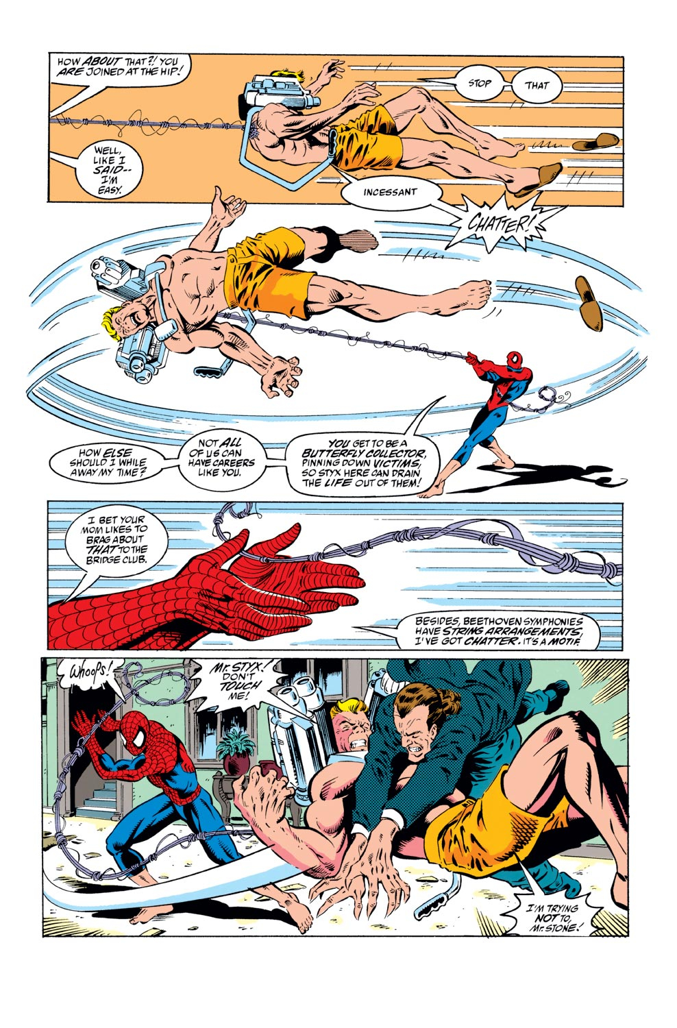 The Amazing Spider-Man (1963) 377 Page 4