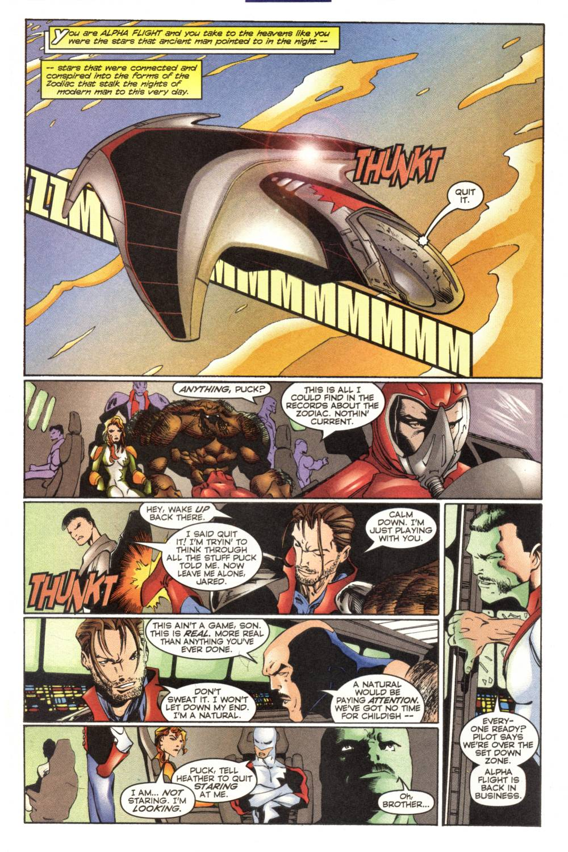 Read online Alpha Flight (1997) comic -  Issue #1 - 30
