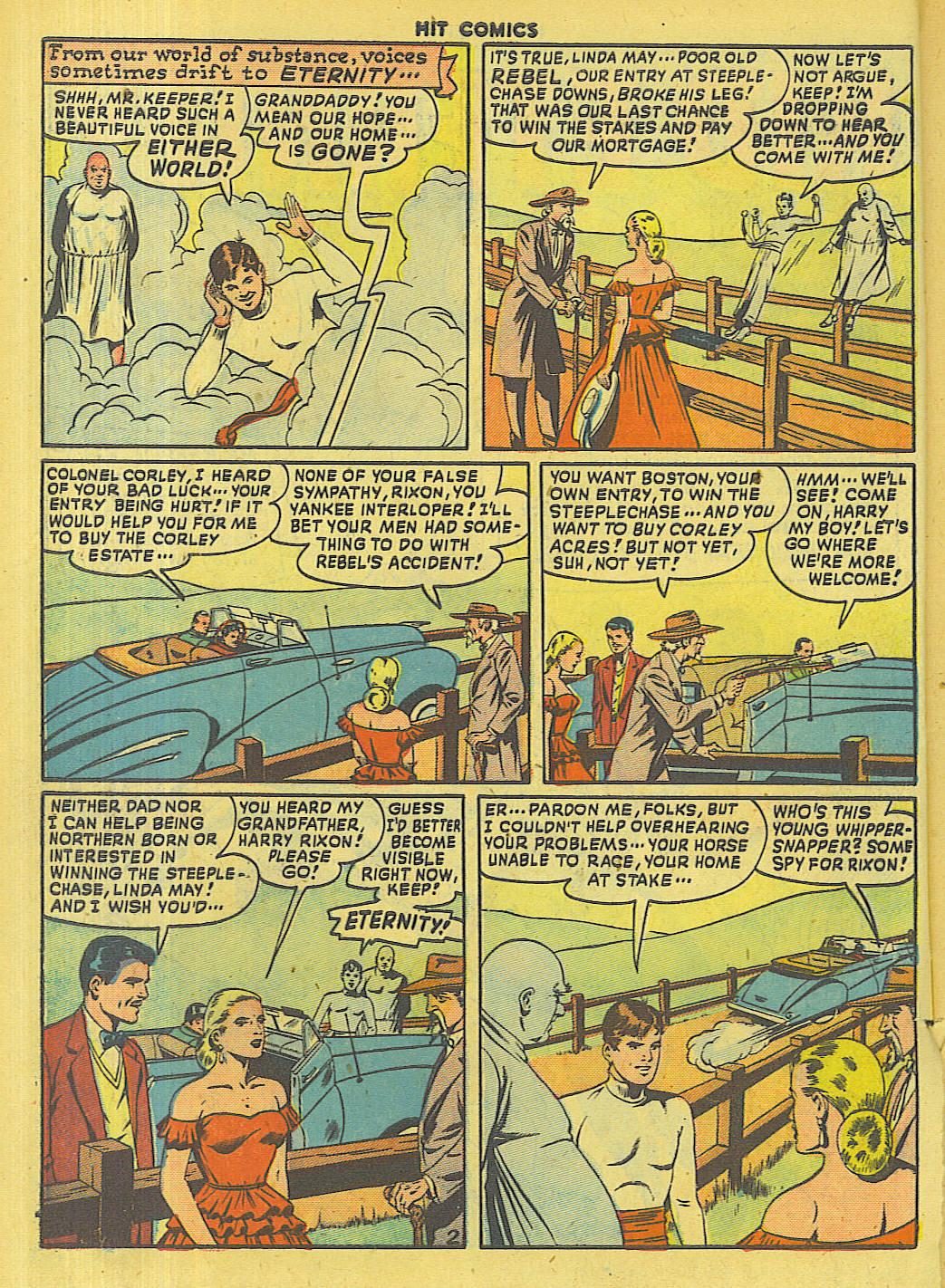 Read online Hit Comics comic -  Issue #56 - 4