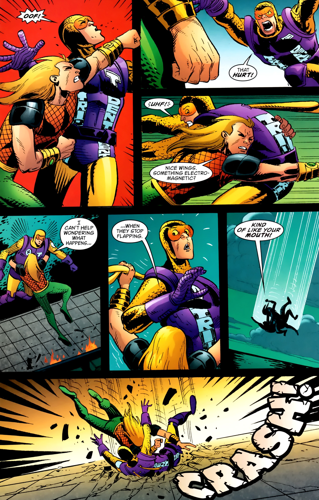 Read online Aquaman: Sword of Atlantis comic -  Issue #54 - 13