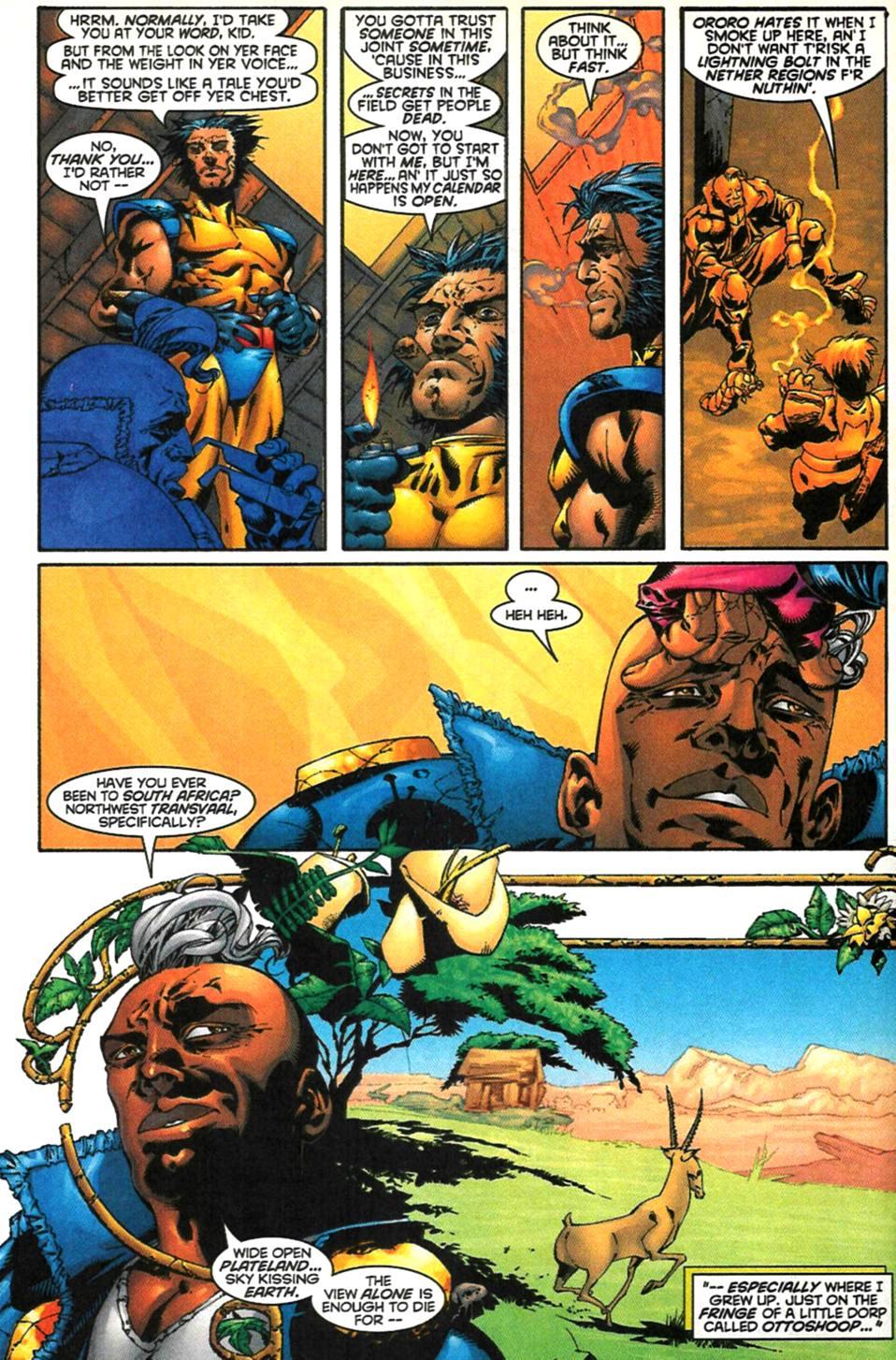 X-Men (1991) 76 Page 5