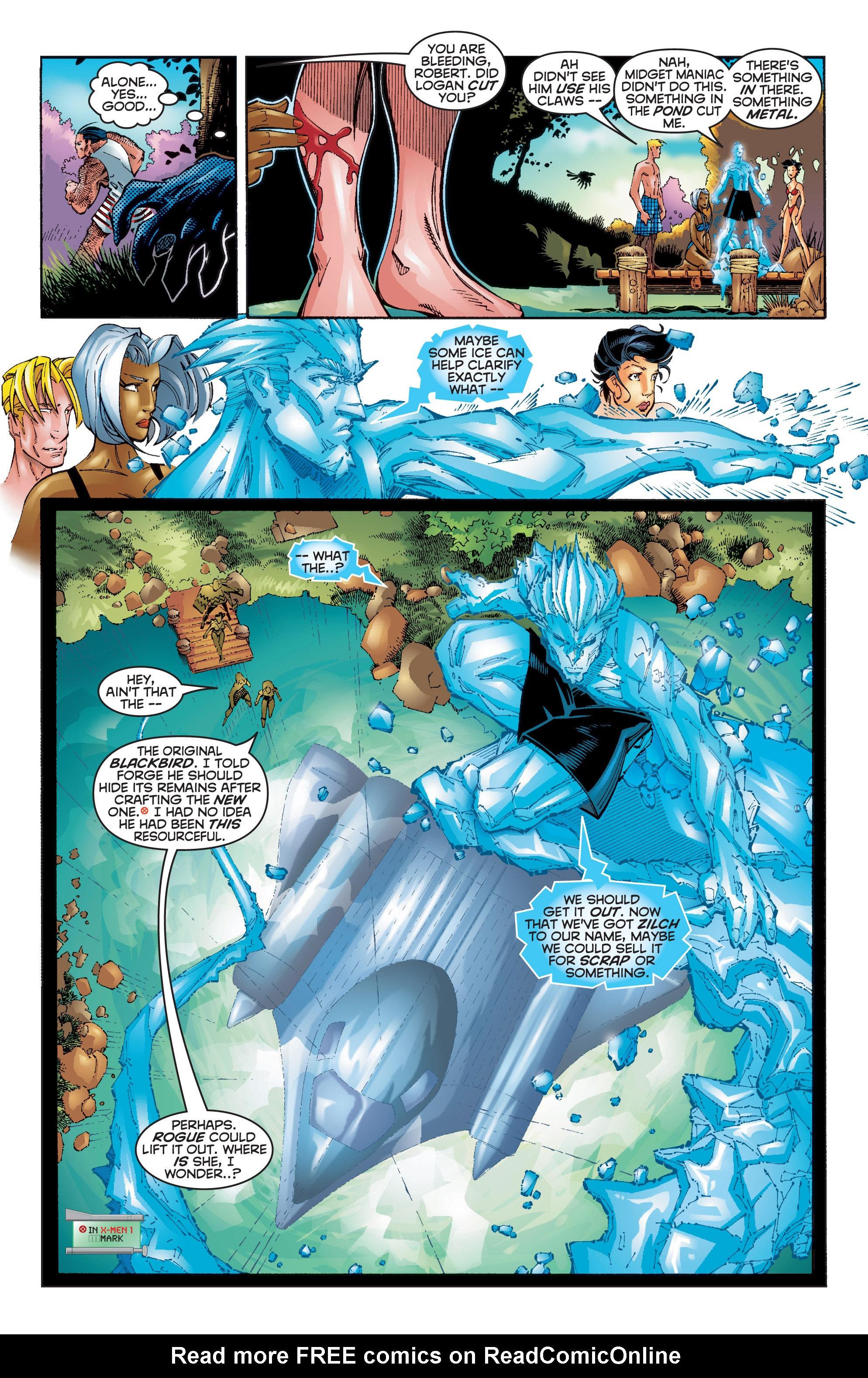 Read online Uncanny X-Men (1963) comic -  Issue #353 - 20