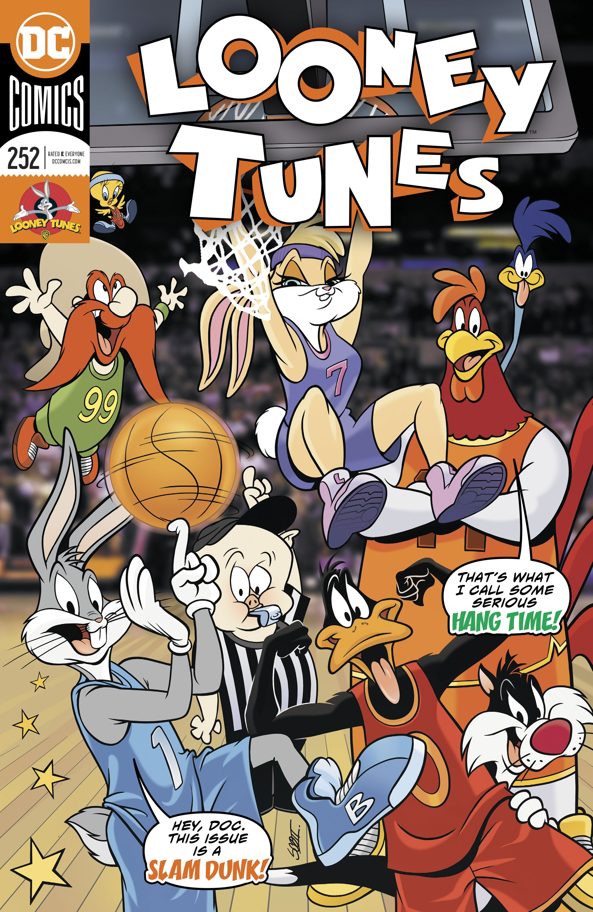 Looney Tunes (1994) 252 Page 1