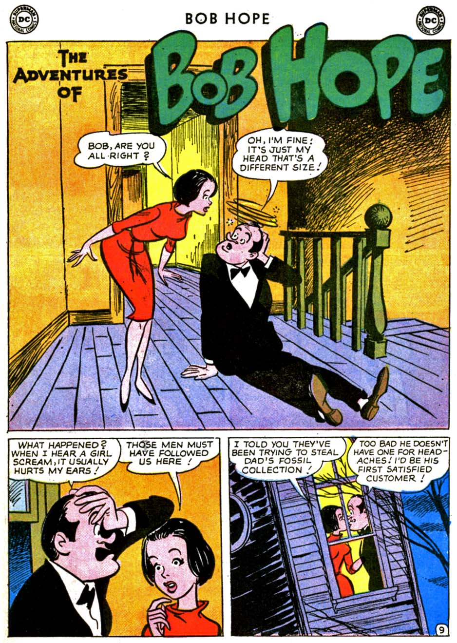 The Adventures of Bob Hope issue 69 - Page 13