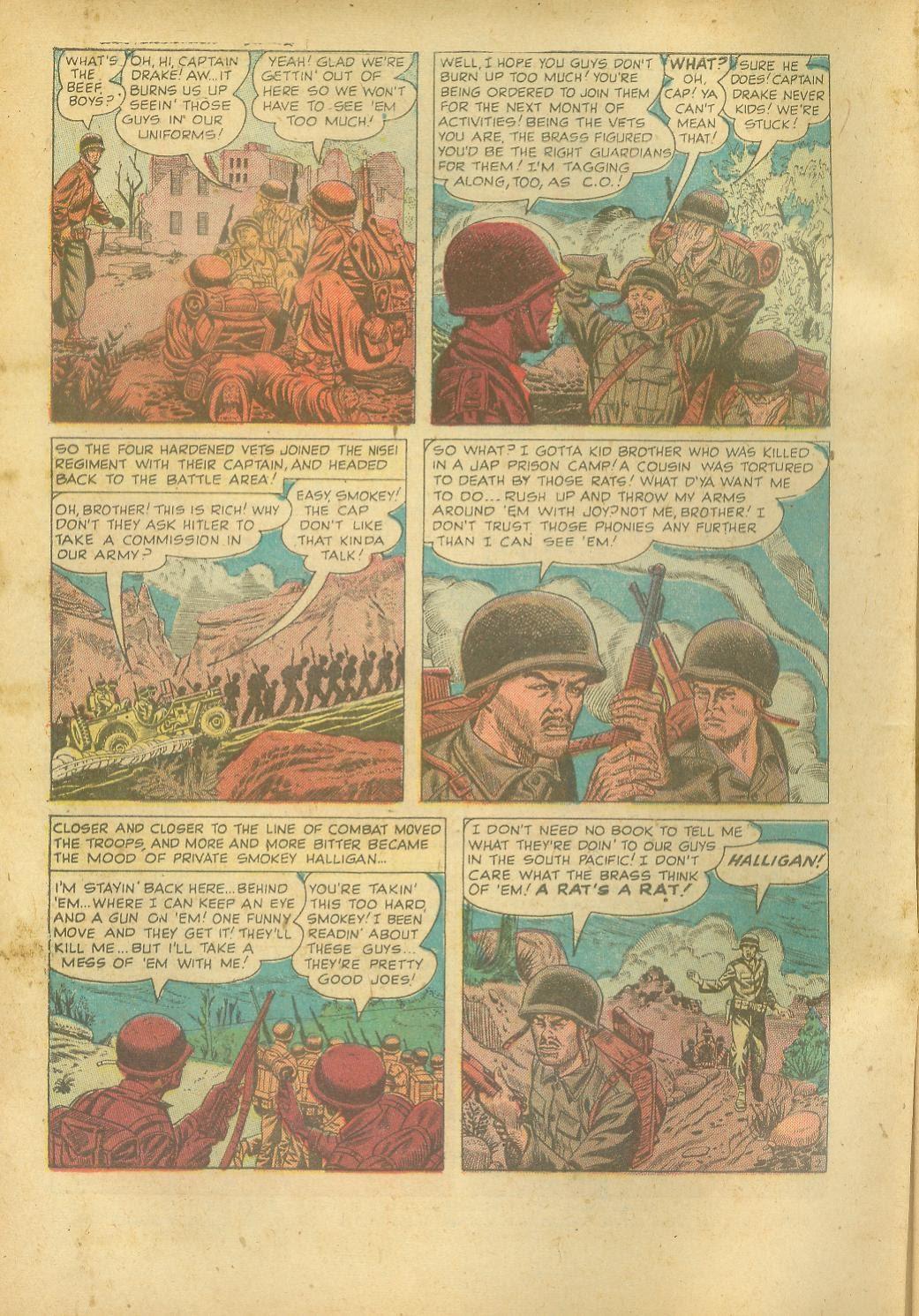 War Adventures issue 1 - Page 4