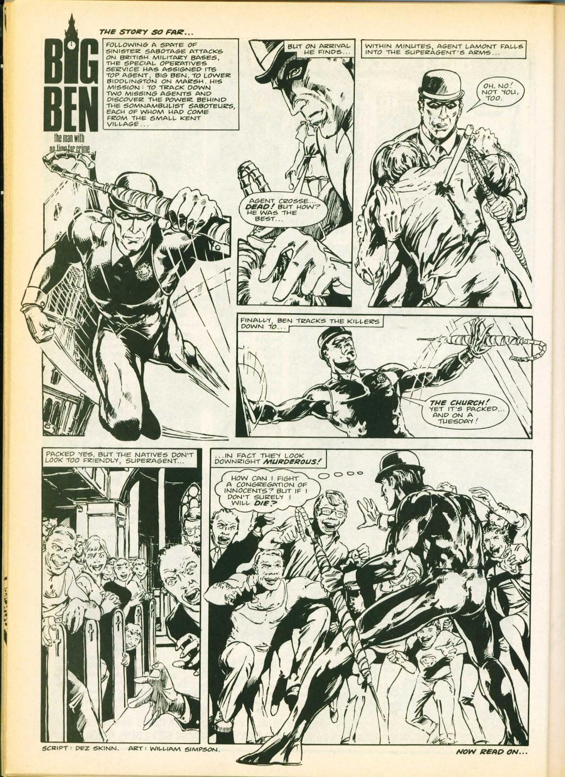 Warrior Issue #20 #21 - English 40